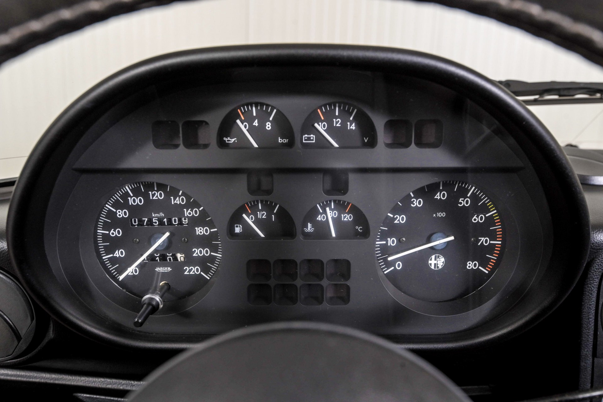 Alfa Romeo Spider 2.0 QV quadrifoglio verde slechts 75.000 KM! Foto 18