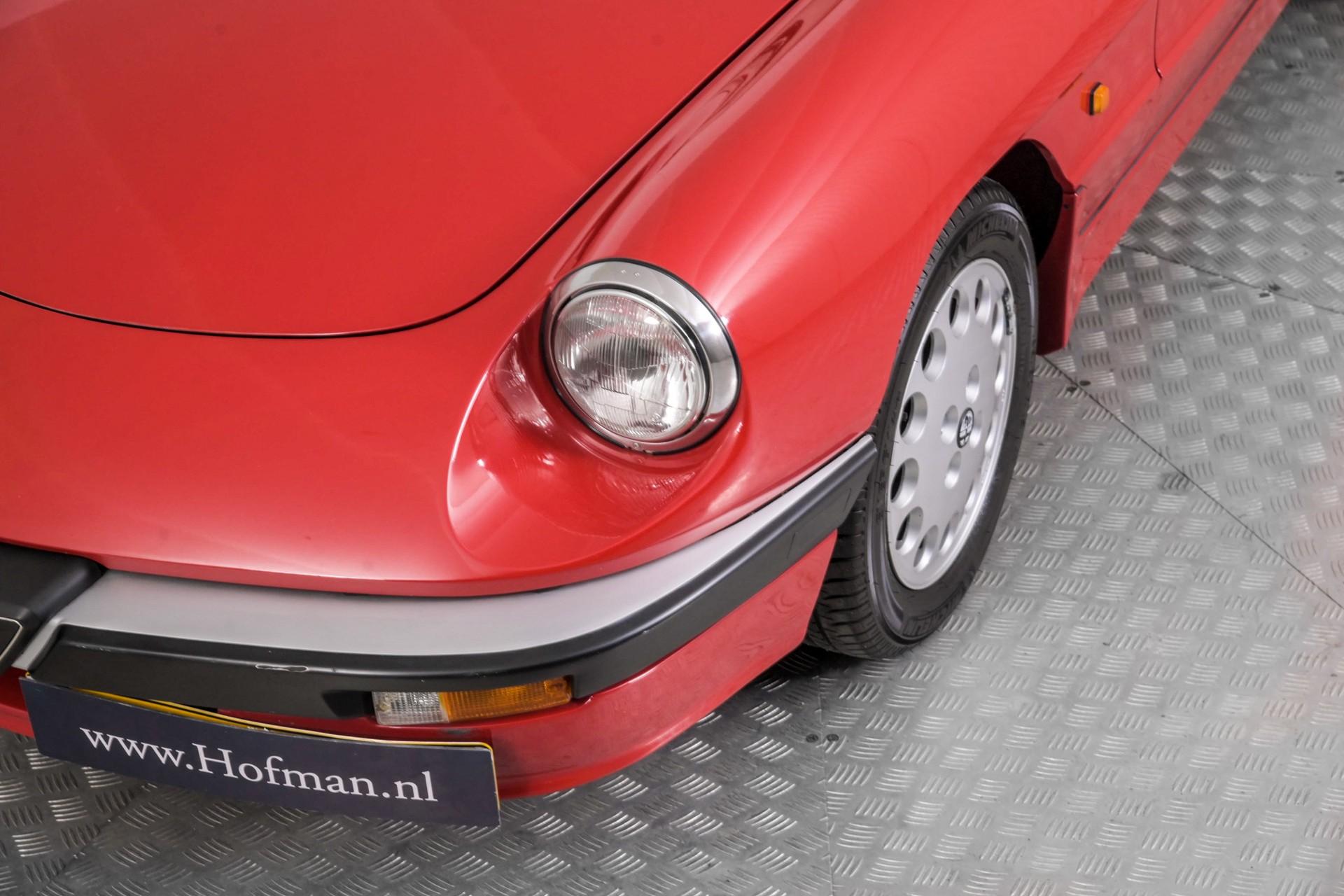 Alfa Romeo Spider 2.0 QV quadrifoglio verde slechts 75.000 KM! Foto 20
