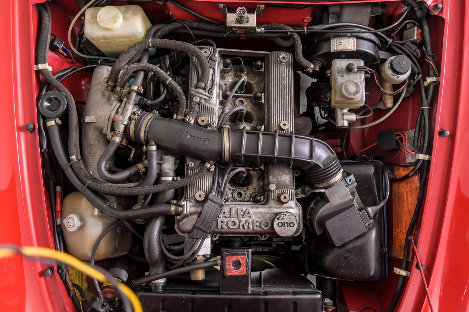 Alfa Romeo Spider 2.0 QV quadrifoglio verde slechts 75.000 KM! Foto 46