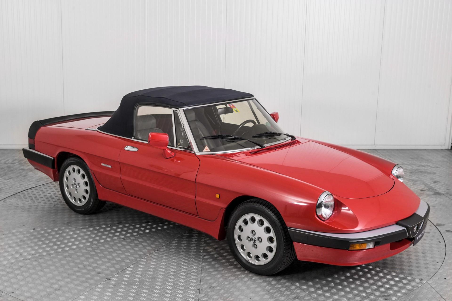 Alfa Romeo Spider 2.0 QV quadrifoglio verde slechts 75.000 KM! Foto 53