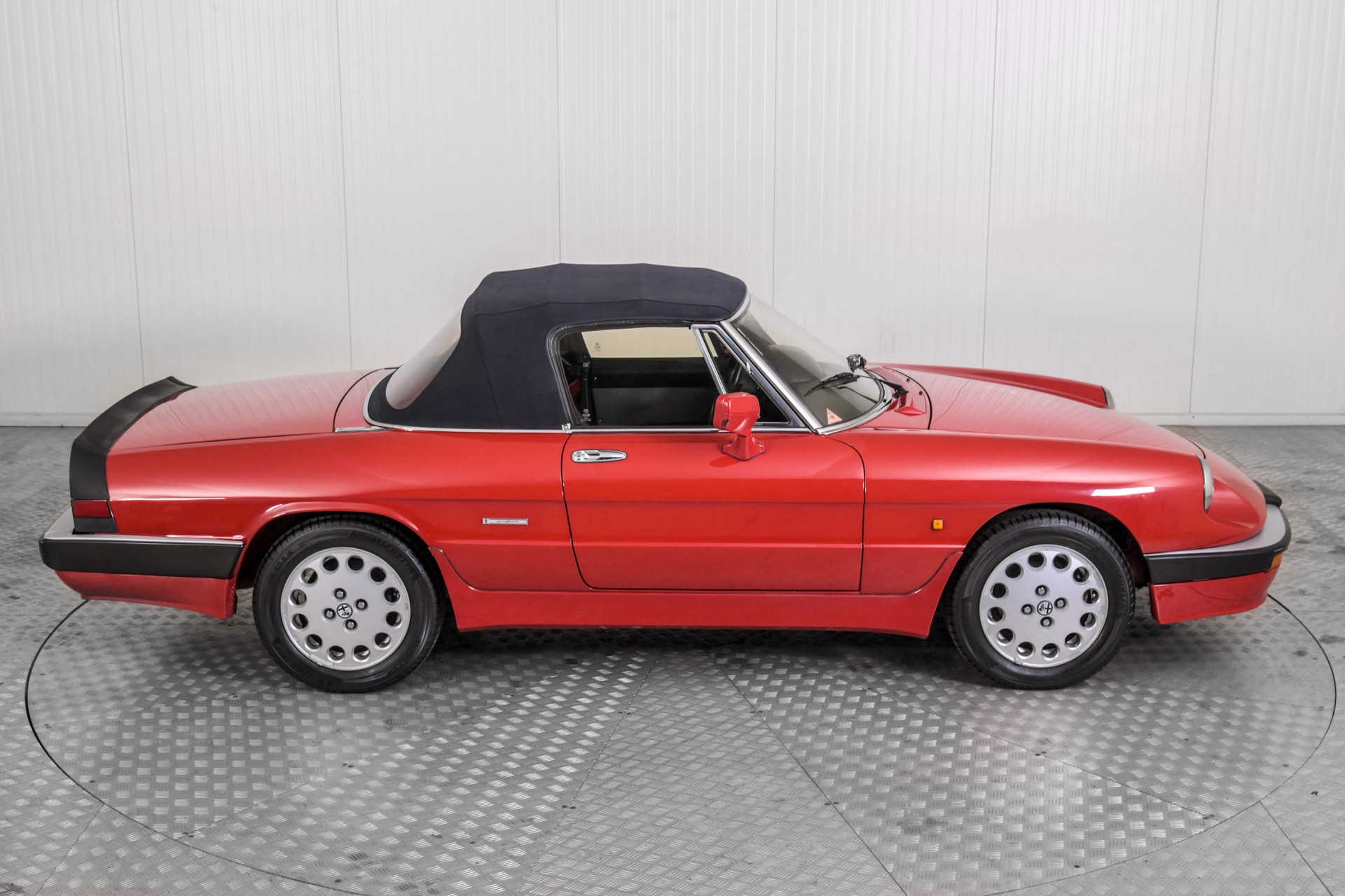 Alfa Romeo Spider 2.0 QV quadrifoglio verde slechts 75.000 KM! Foto 57