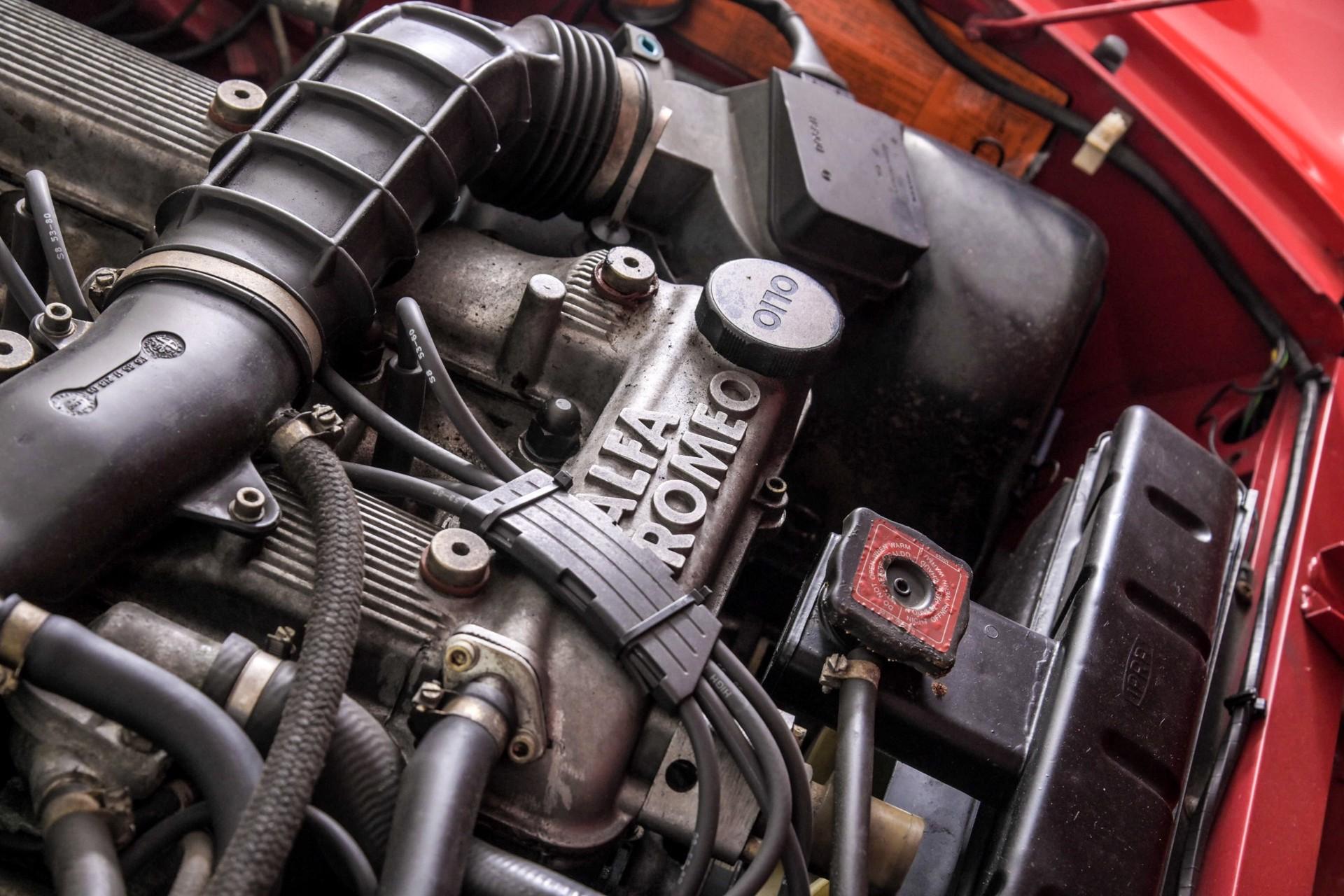 Alfa Romeo Spider 2.0 QV quadrifoglio verde slechts 75.000 KM! Foto 62