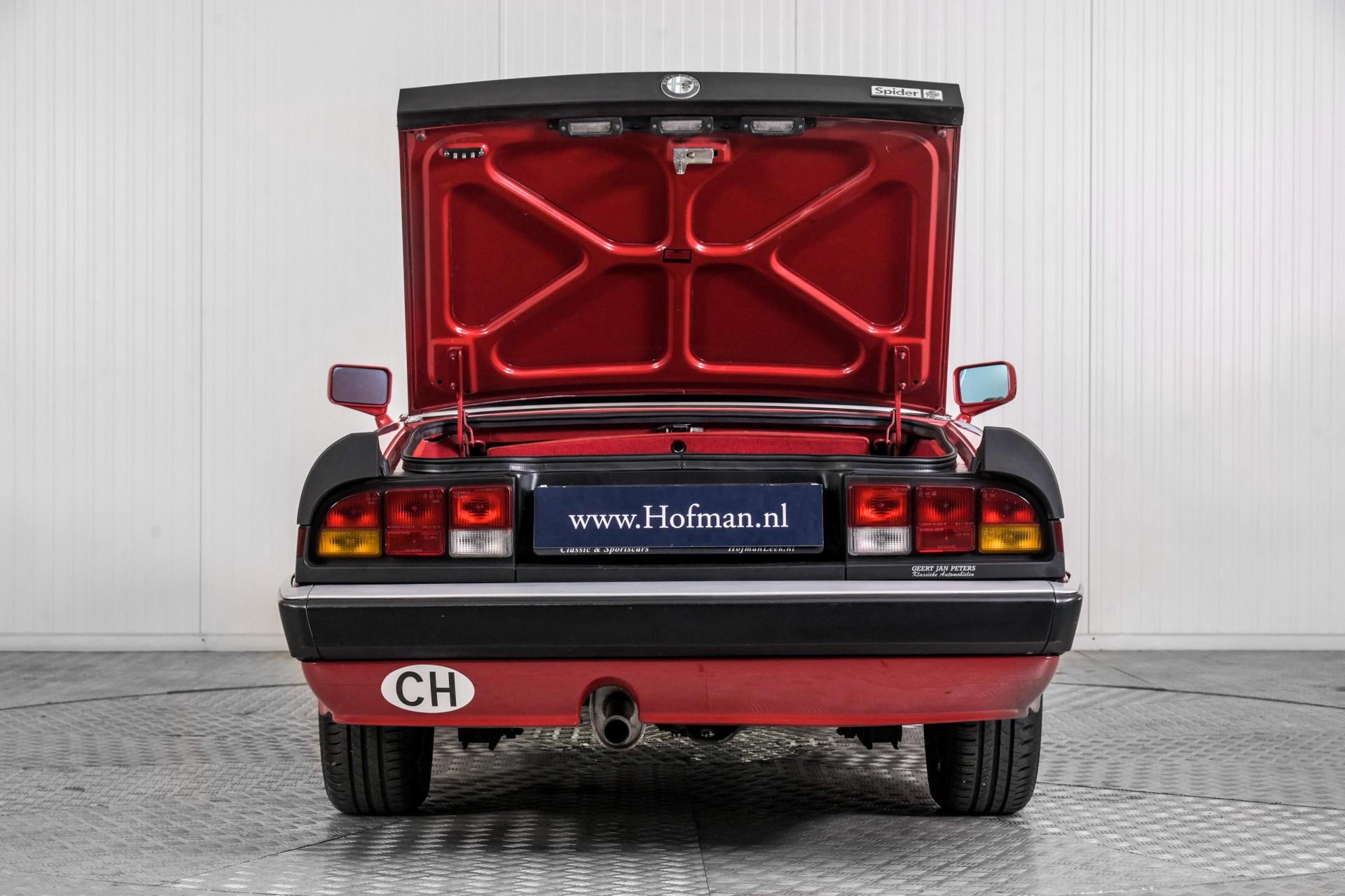 Alfa Romeo Spider 2.0 QV quadrifoglio verde slechts 75.000 KM! Foto 64