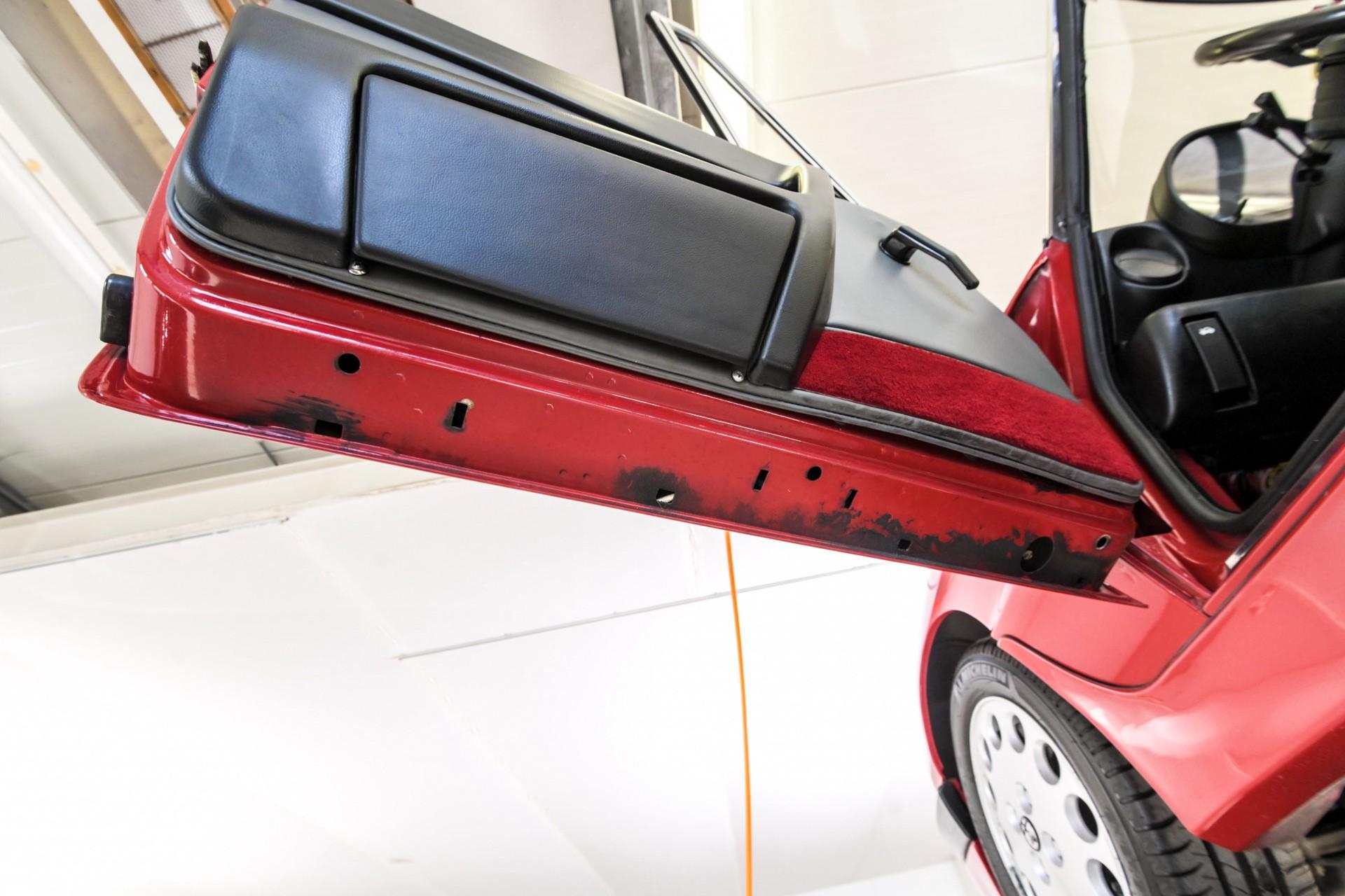 Alfa Romeo Spider 2.0 QV quadrifoglio verde slechts 75.000 KM! Foto 68