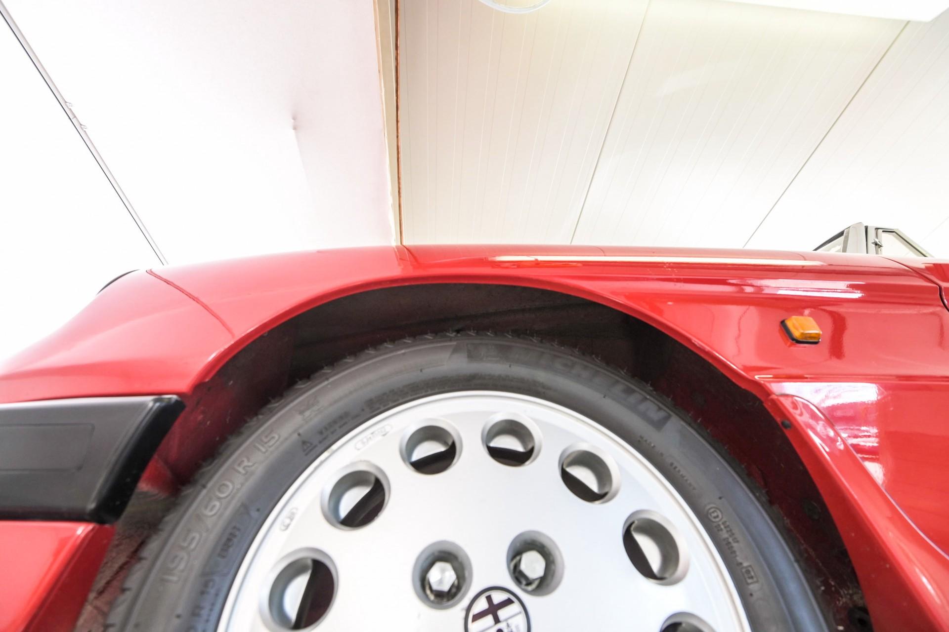 Alfa Romeo Spider 2.0 QV quadrifoglio verde slechts 75.000 KM! Foto 74