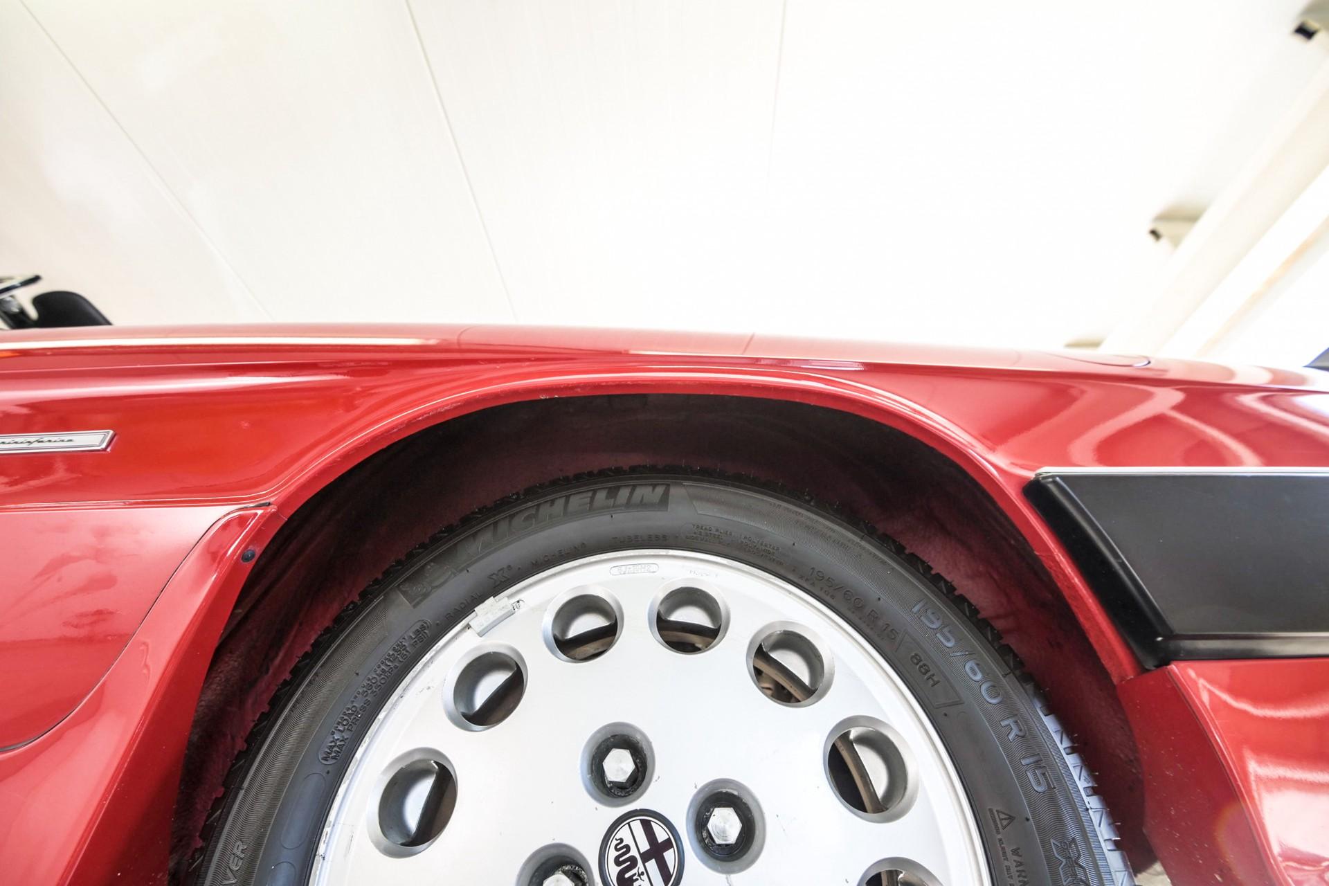 Alfa Romeo Spider 2.0 QV quadrifoglio verde slechts 75.000 KM! Foto 75