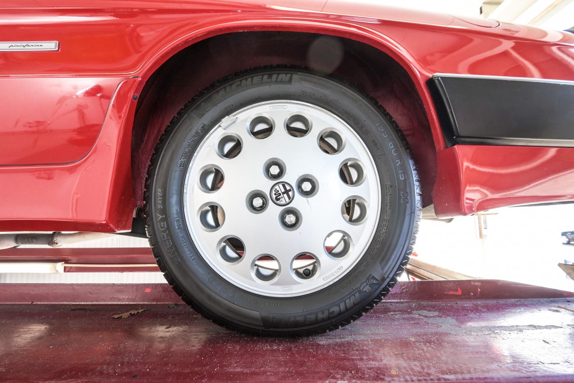 Alfa Romeo Spider 2.0 QV quadrifoglio verde slechts 75.000 KM! Foto 80