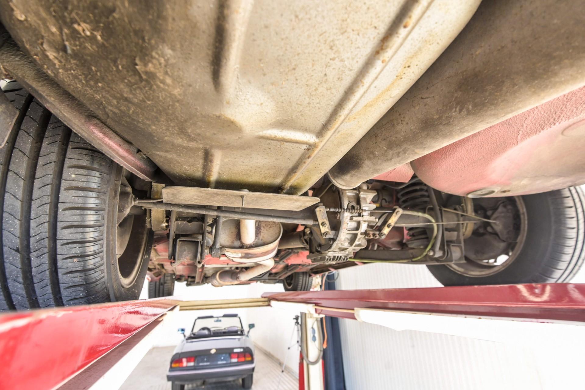 Alfa Romeo Spider 2.0 QV quadrifoglio verde slechts 75.000 KM! Foto 85
