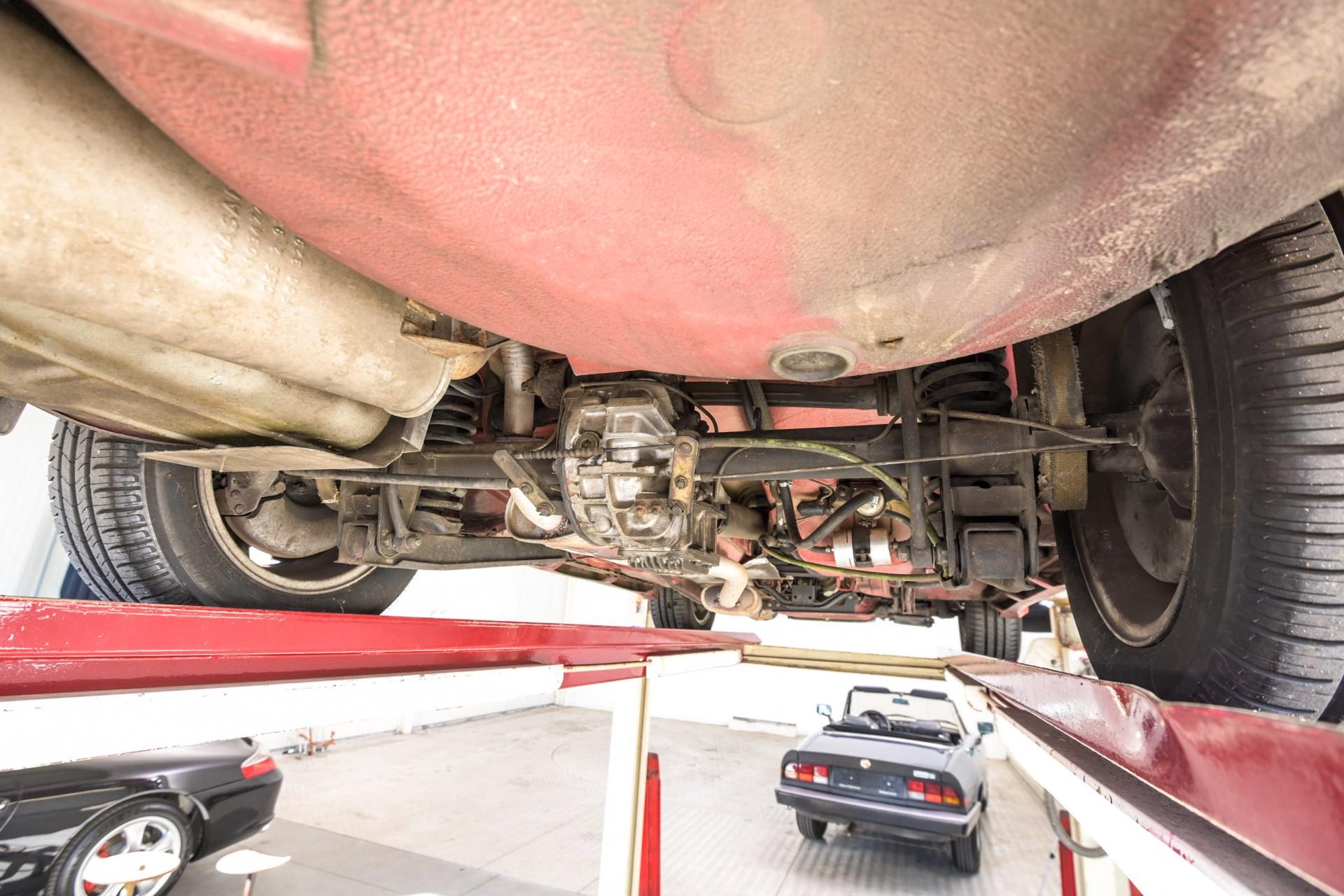Alfa Romeo Spider 2.0 QV quadrifoglio verde slechts 75.000 KM! Foto 86