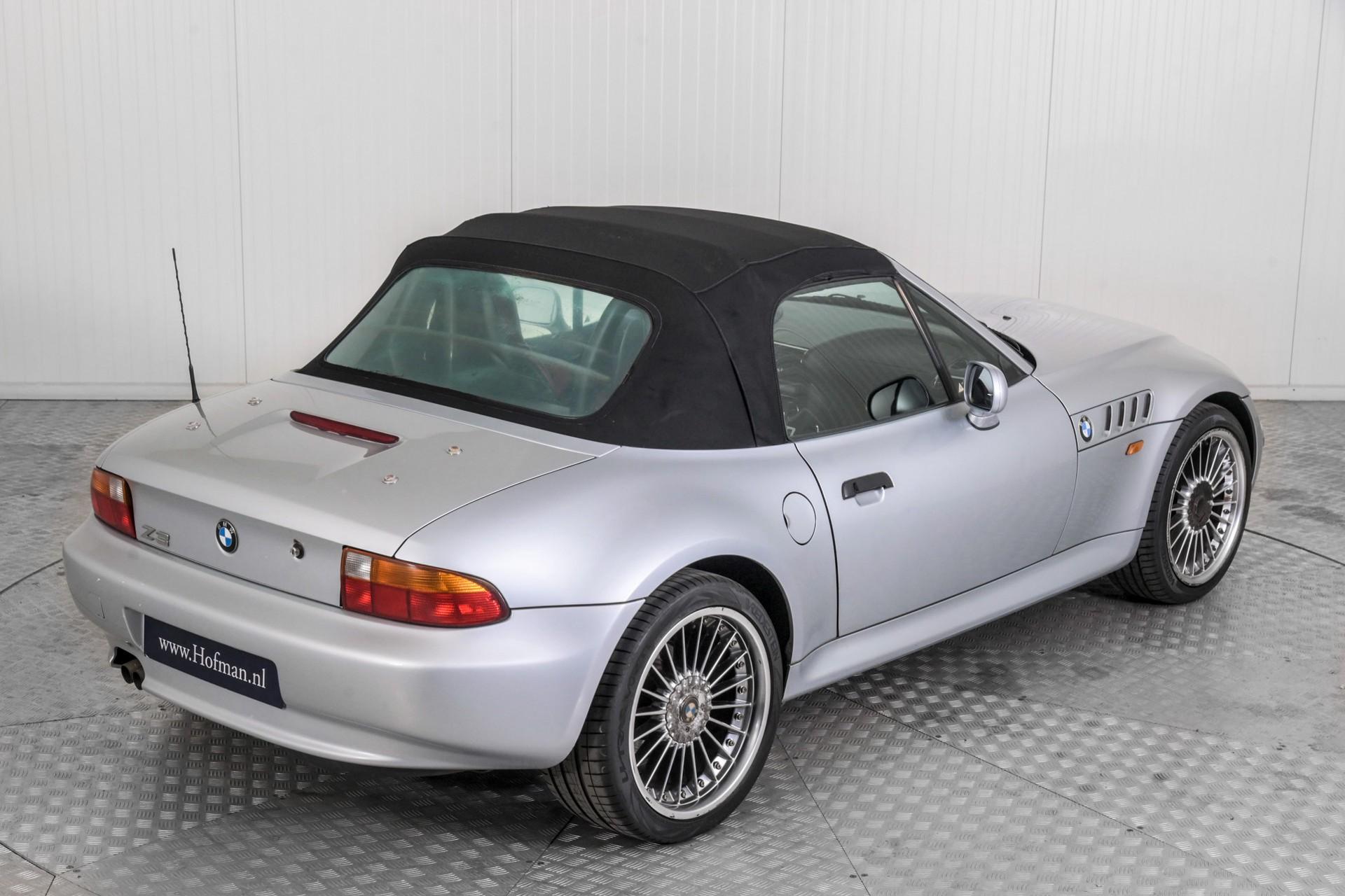 BMW Z3 Roadster 2.8 Foto 37