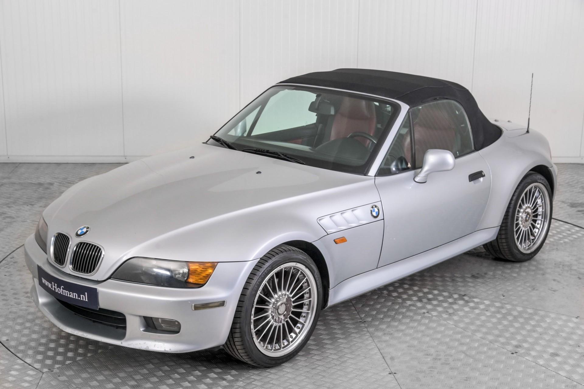BMW Z3 Roadster 2.8 Foto 38