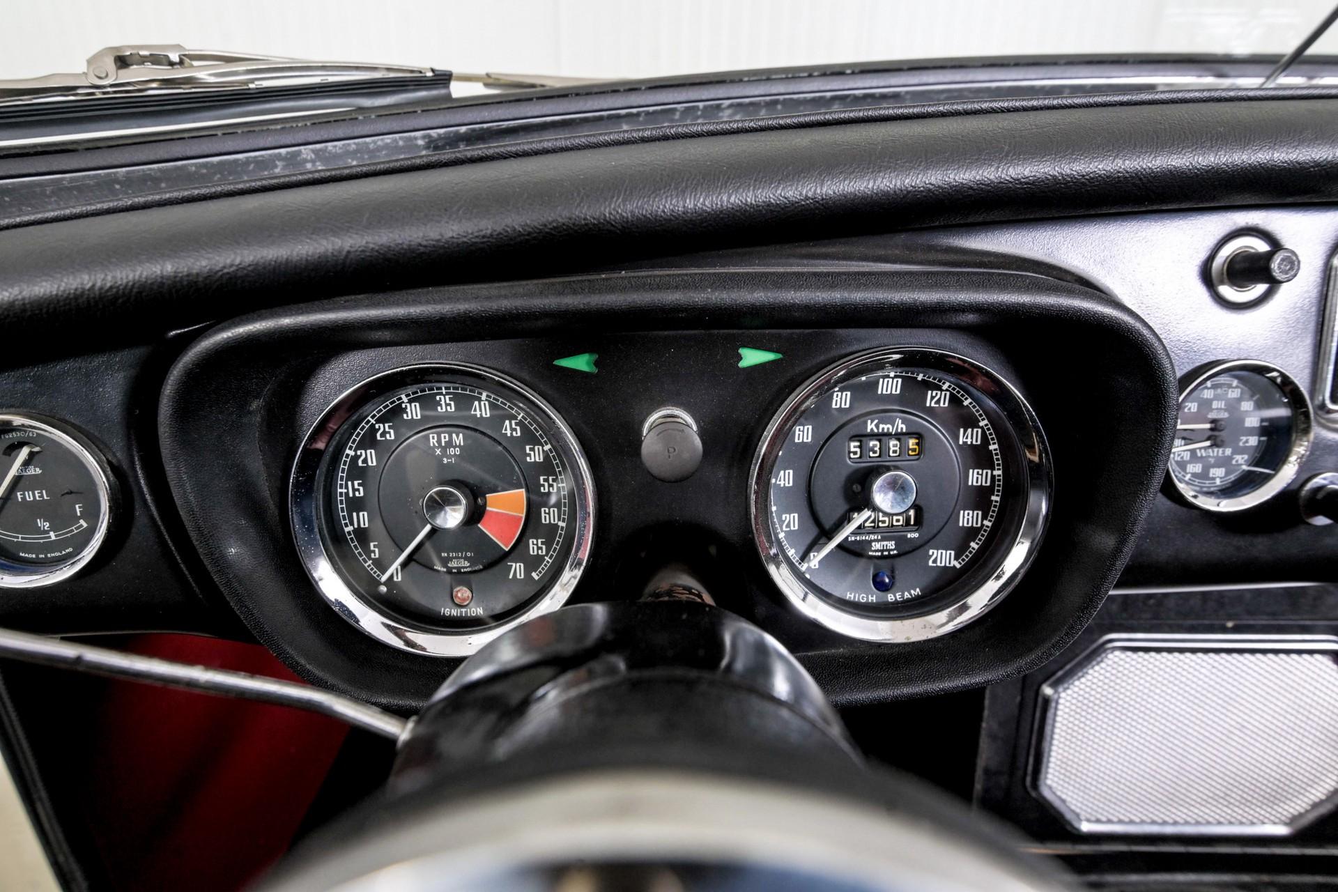 MG B MGB 1.8 Roadster lepeldeur Foto 22
