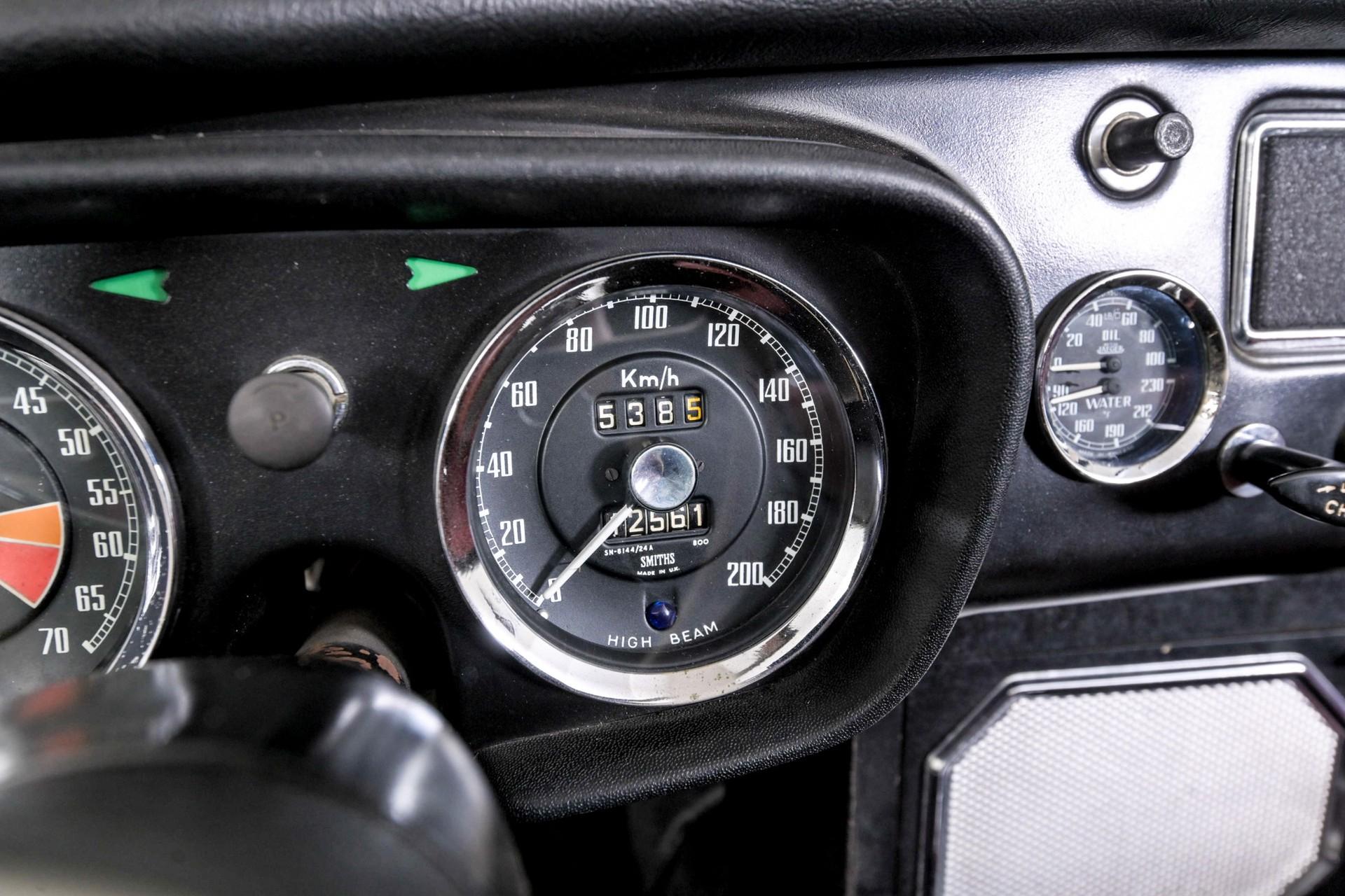 MG B MGB 1.8 Roadster lepeldeur Foto 43