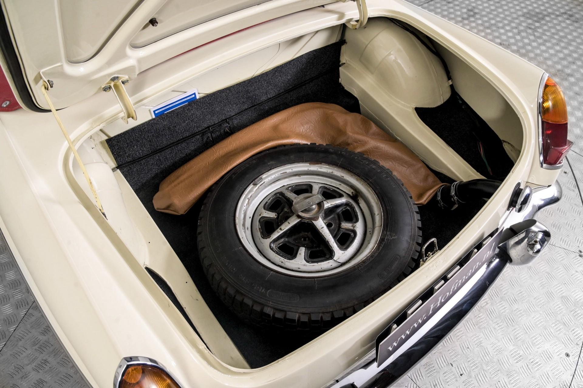 MG B MGB 1.8 Roadster lepeldeur Foto 55