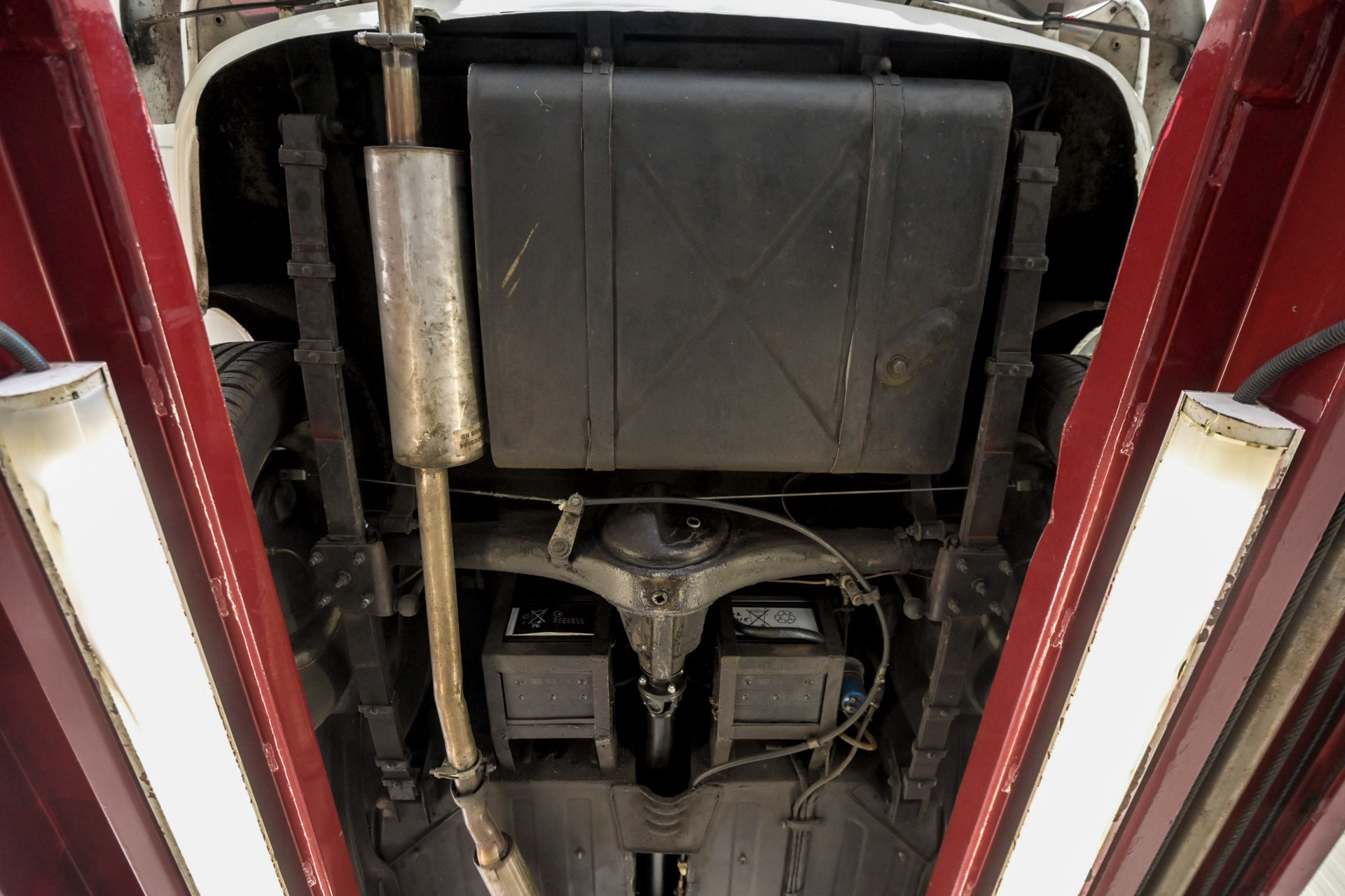 MG B MGB 1.8 Roadster lepeldeur Foto 80