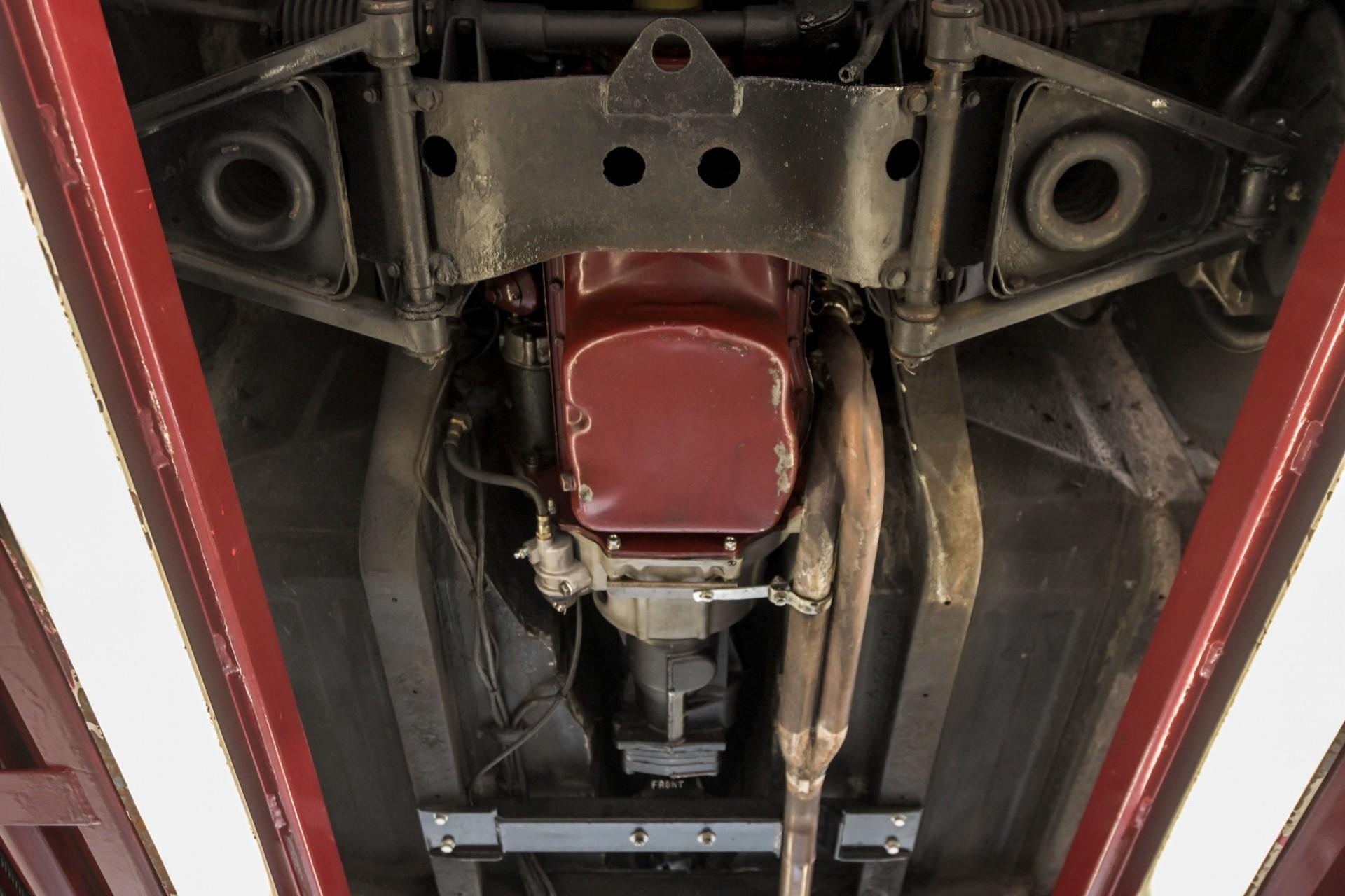 MG B MGB 1.8 Roadster lepeldeur Foto 86