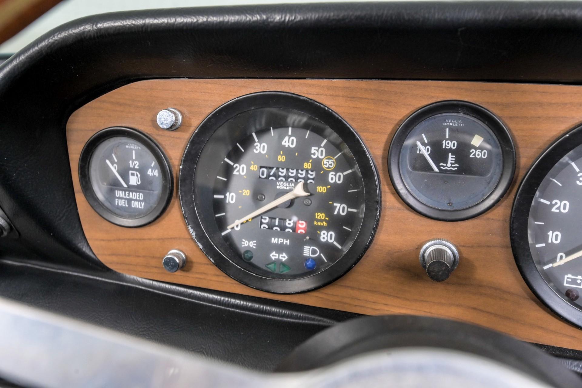 Fiat 124 Spider 2000 Foto 14