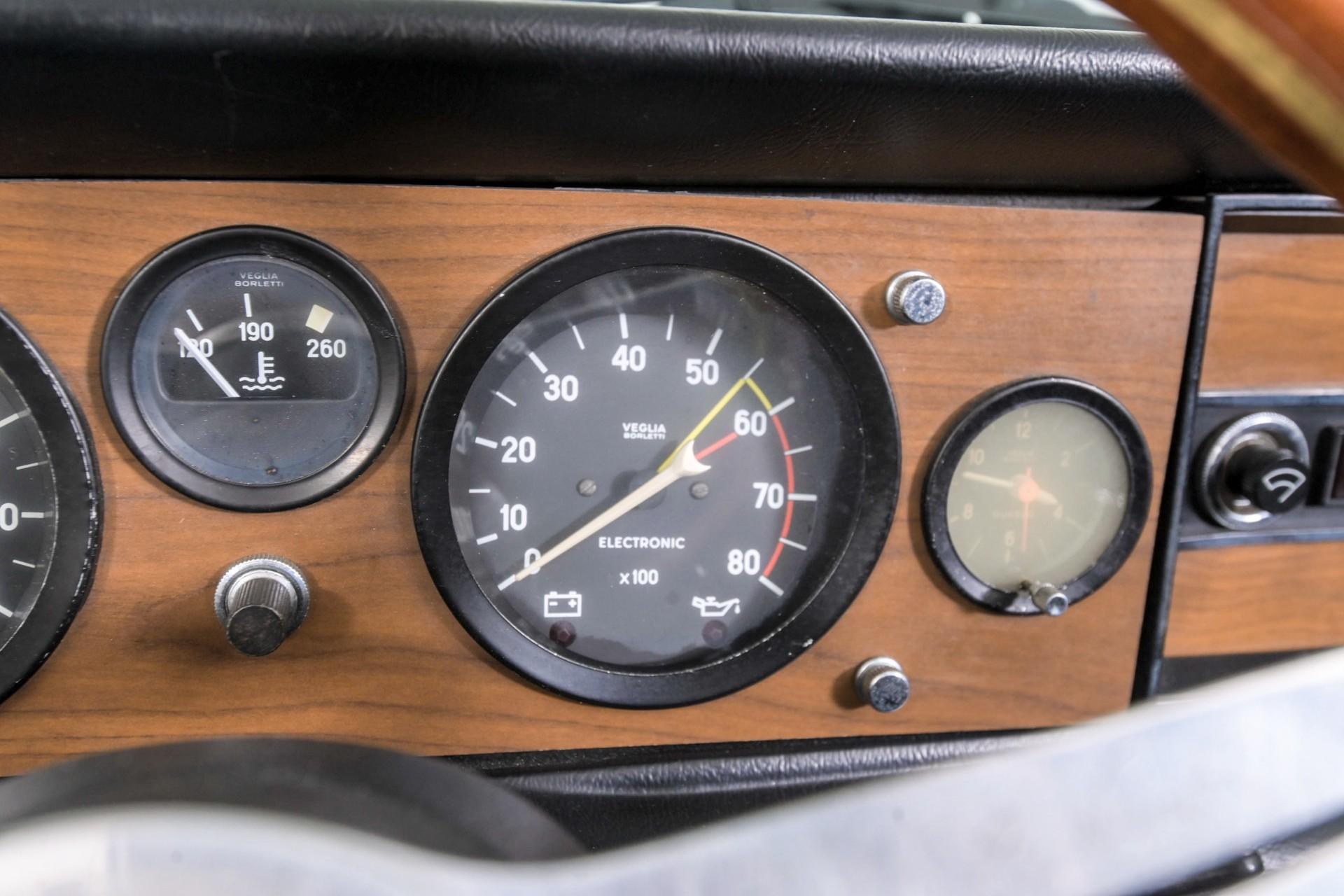 Fiat 124 Spider 2000 Foto 15