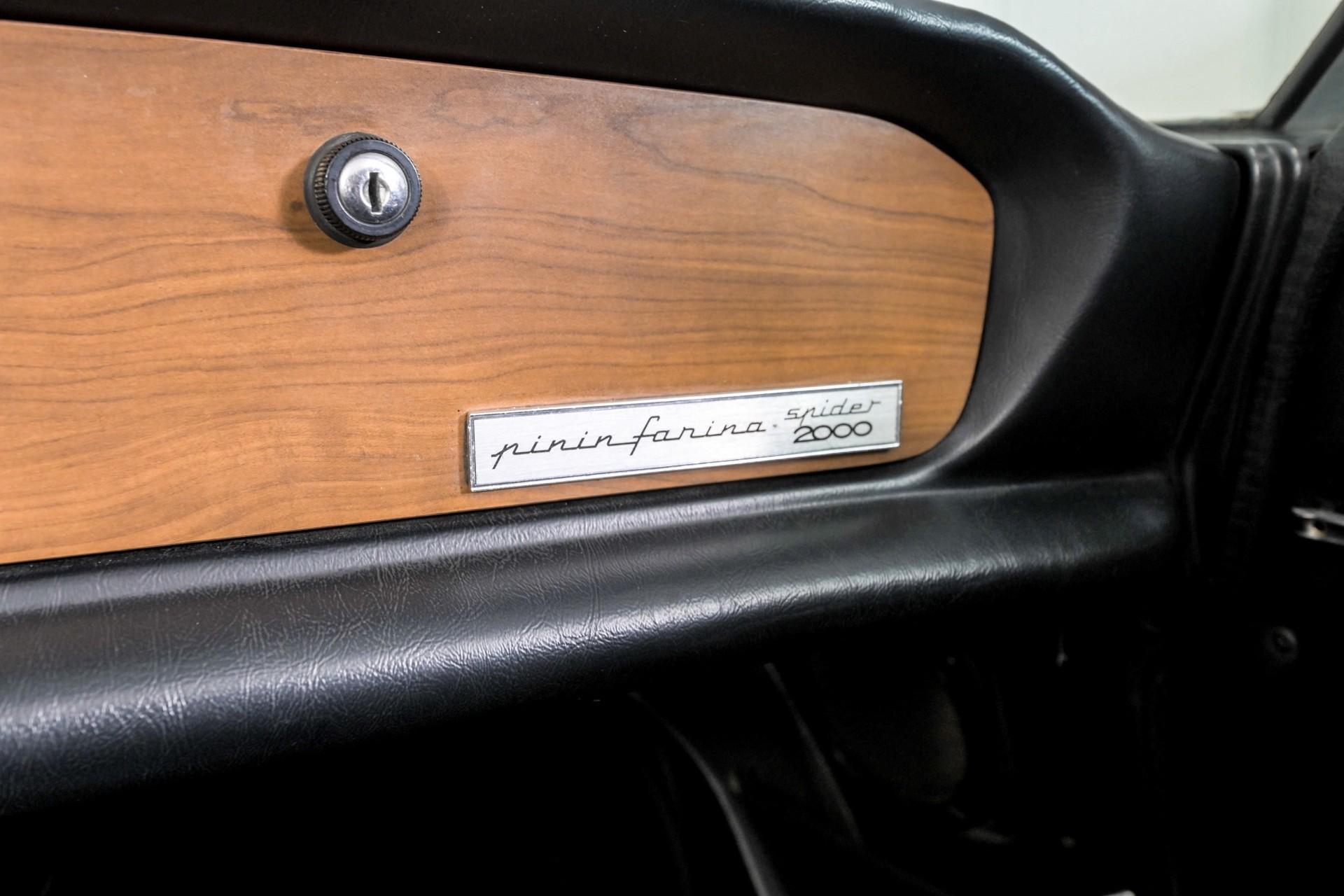 Fiat 124 Spider 2000 Foto 20