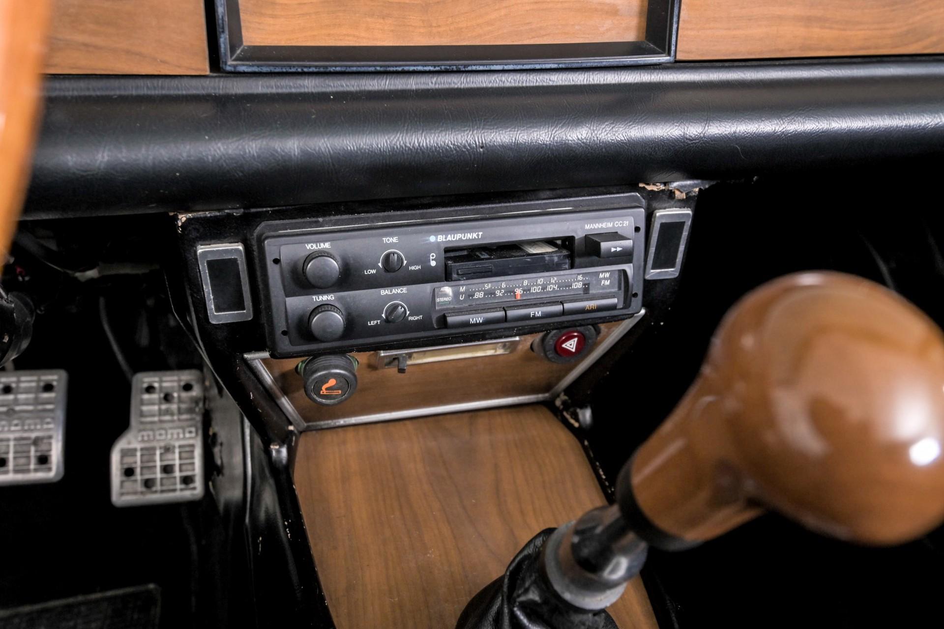 Fiat 124 Spider 2000 Foto 23