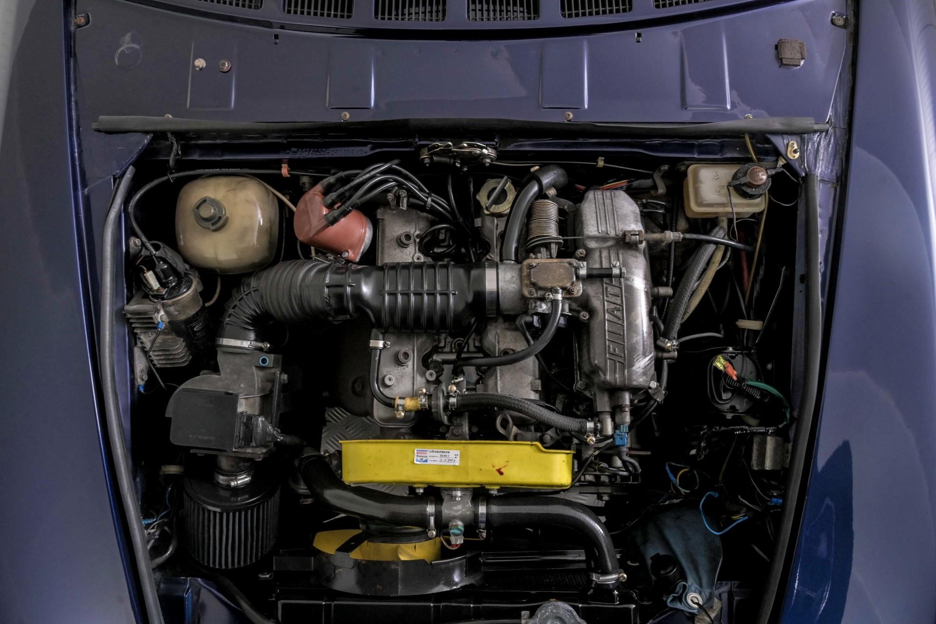Fiat 124 Spider 2000 Foto 27