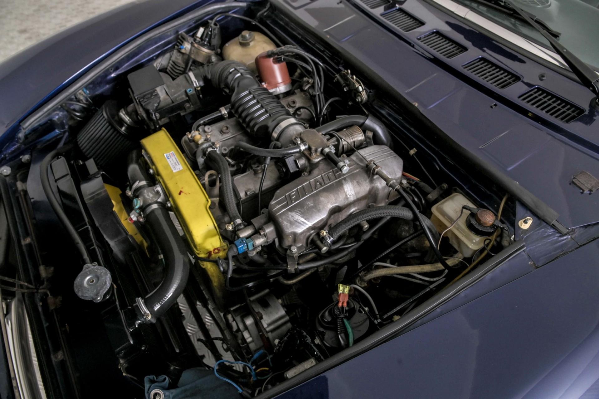 Fiat 124 Spider 2000 Foto 29