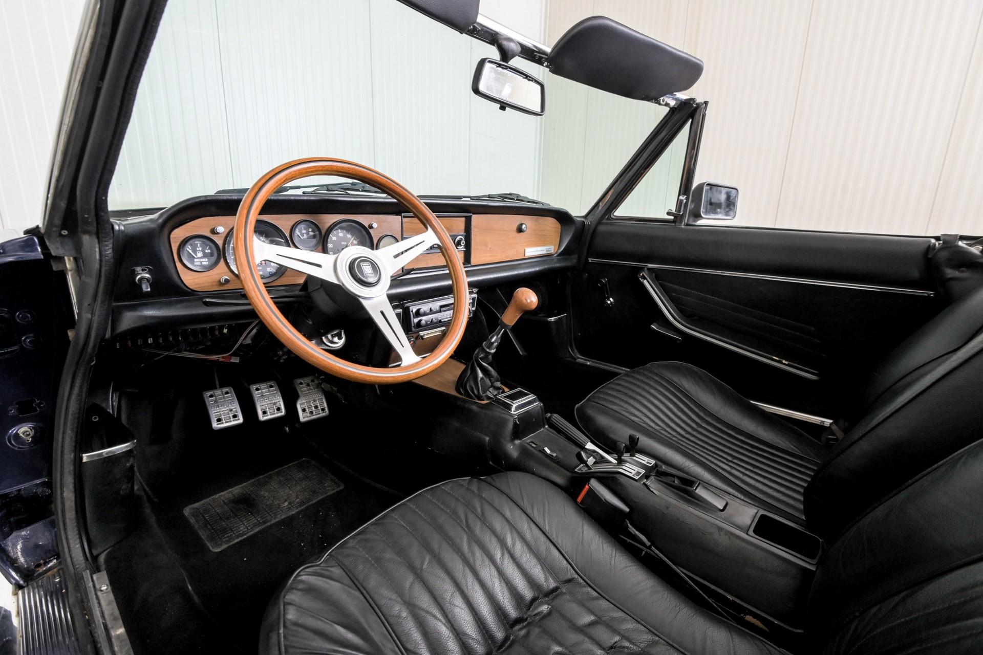 Fiat 124 Spider 2000 Foto 33