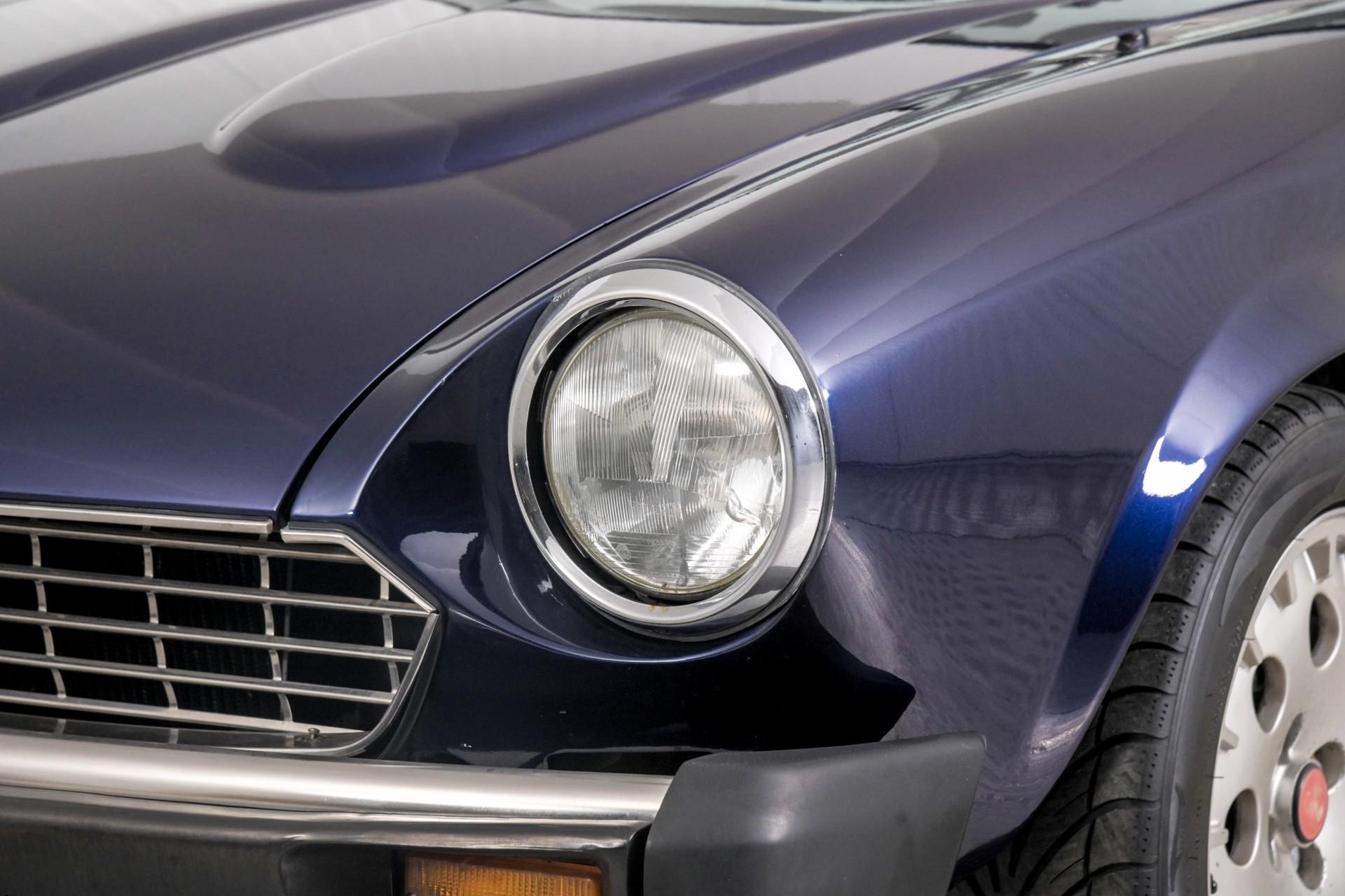 Fiat 124 Spider 2000 Foto 39