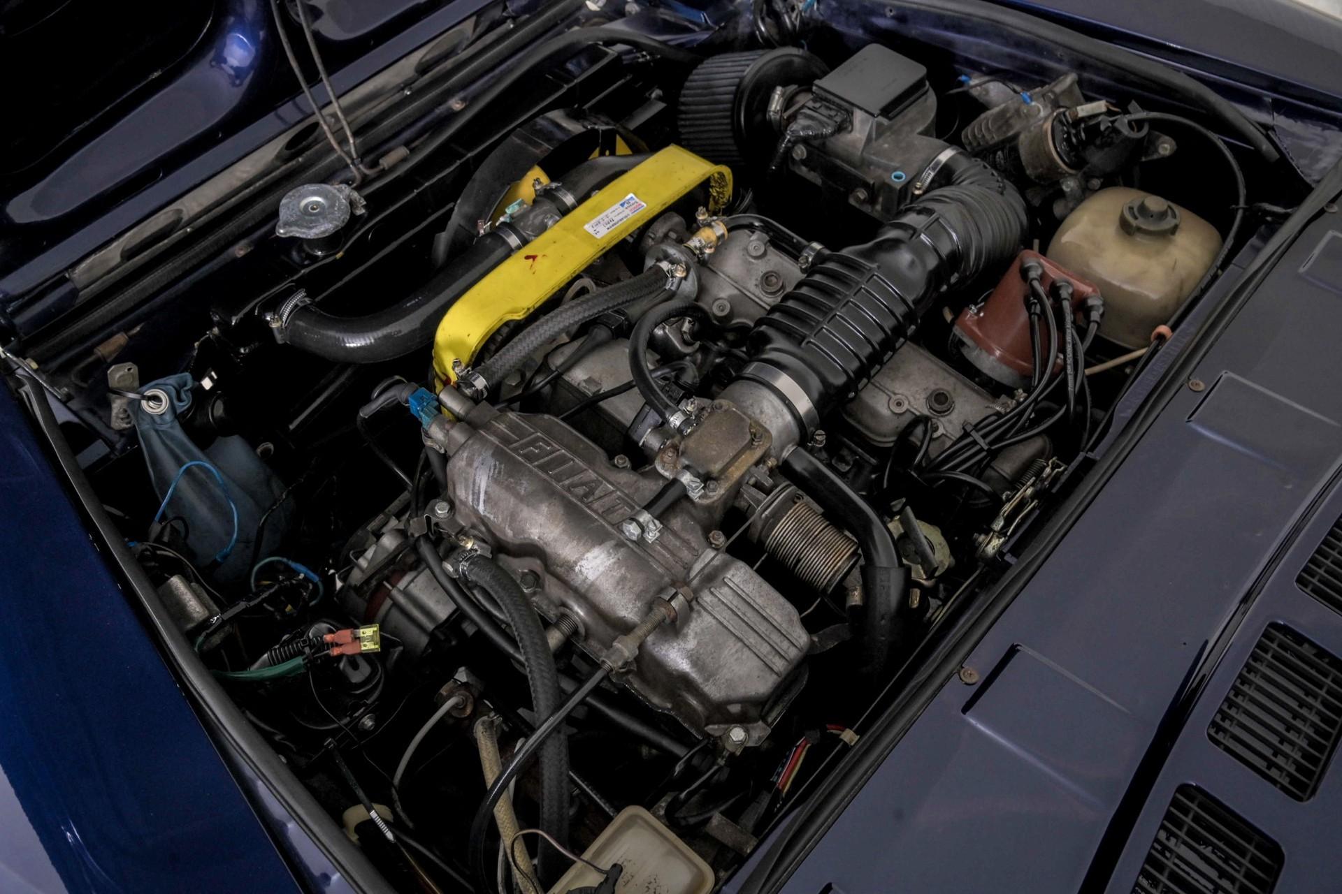Fiat 124 Spider 2000 Foto 47