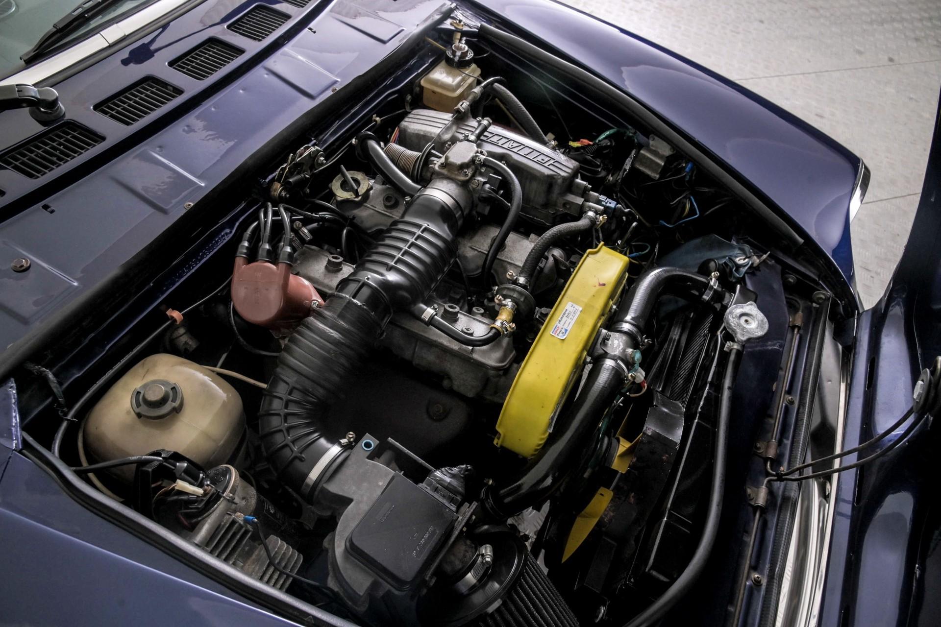 Fiat 124 Spider 2000 Foto 48