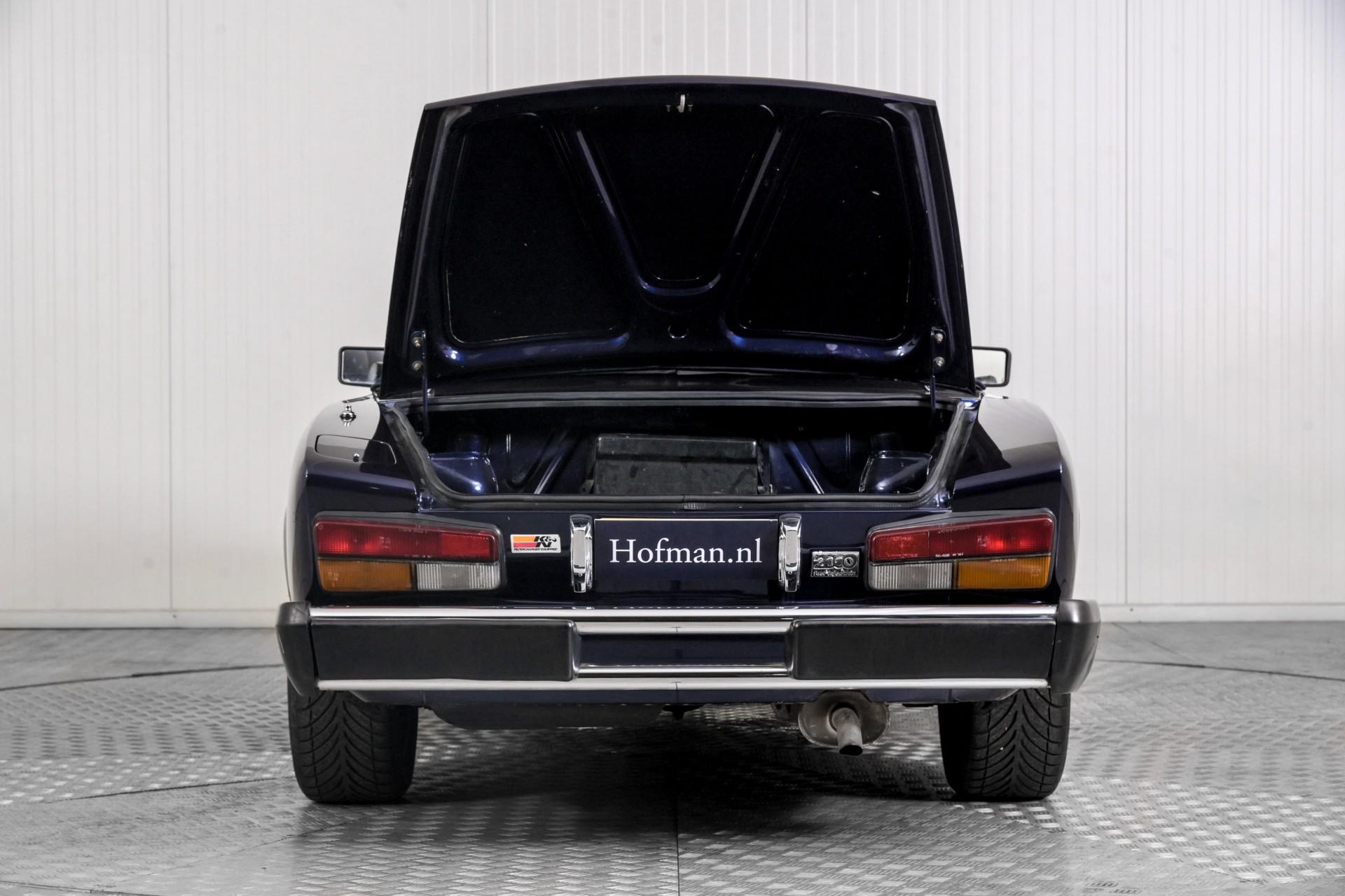 Fiat 124 Spider 2000 Foto 56