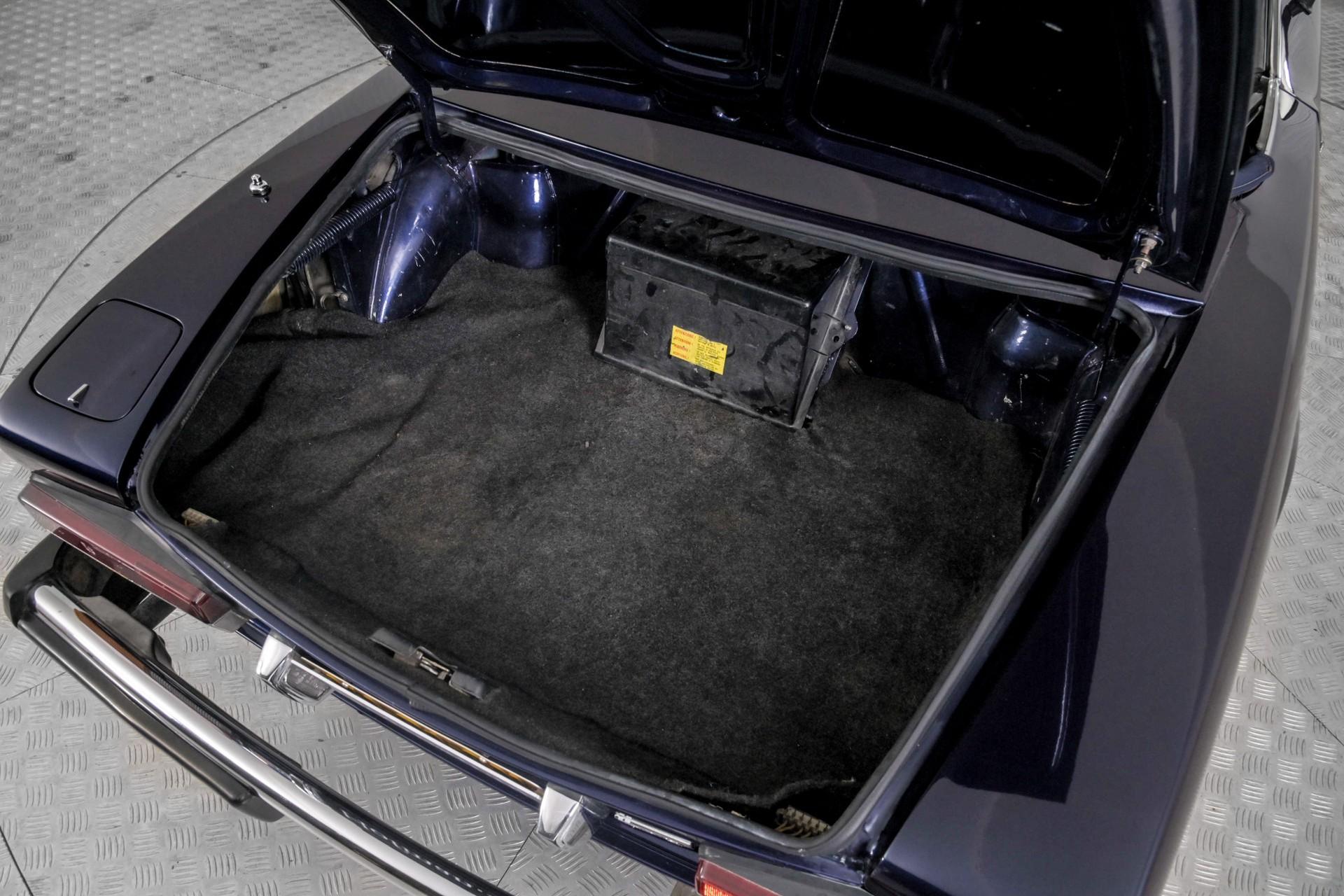 Fiat 124 Spider 2000 Foto 58
