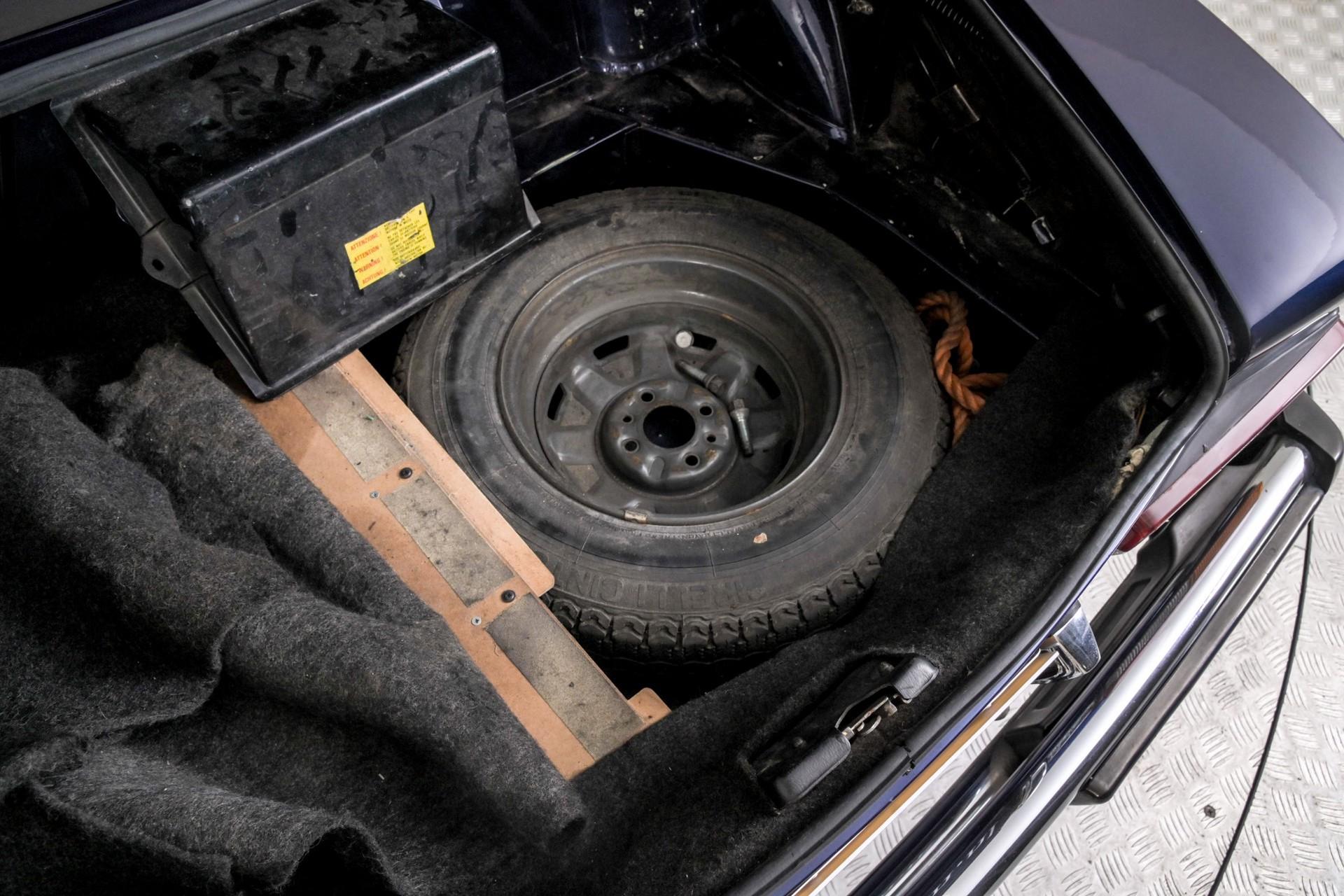 Fiat 124 Spider 2000 Foto 59