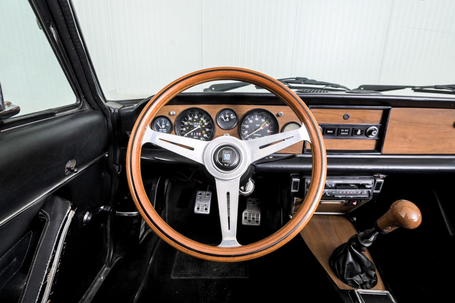 Fiat 124 Spider 2000 Foto 6