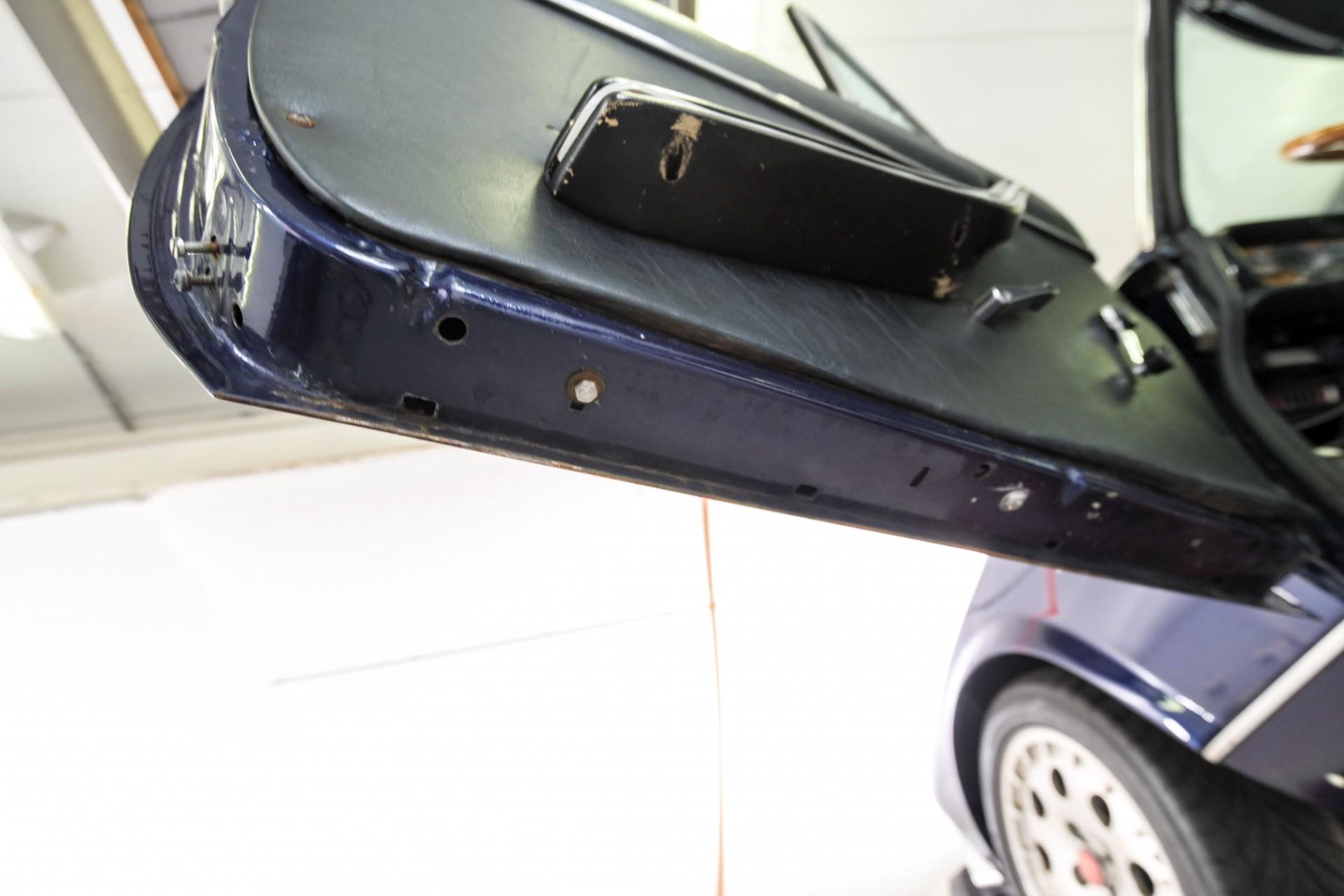 Fiat 124 Spider 2000 Foto 61