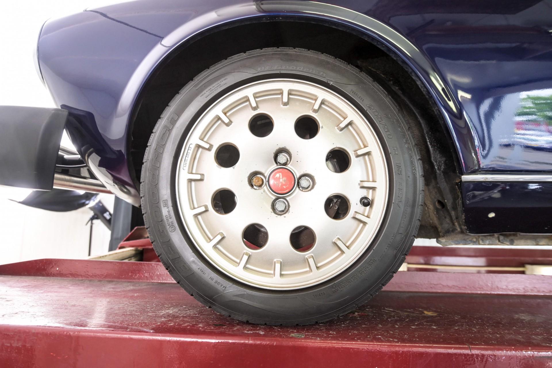 Fiat 124 Spider 2000 Foto 69
