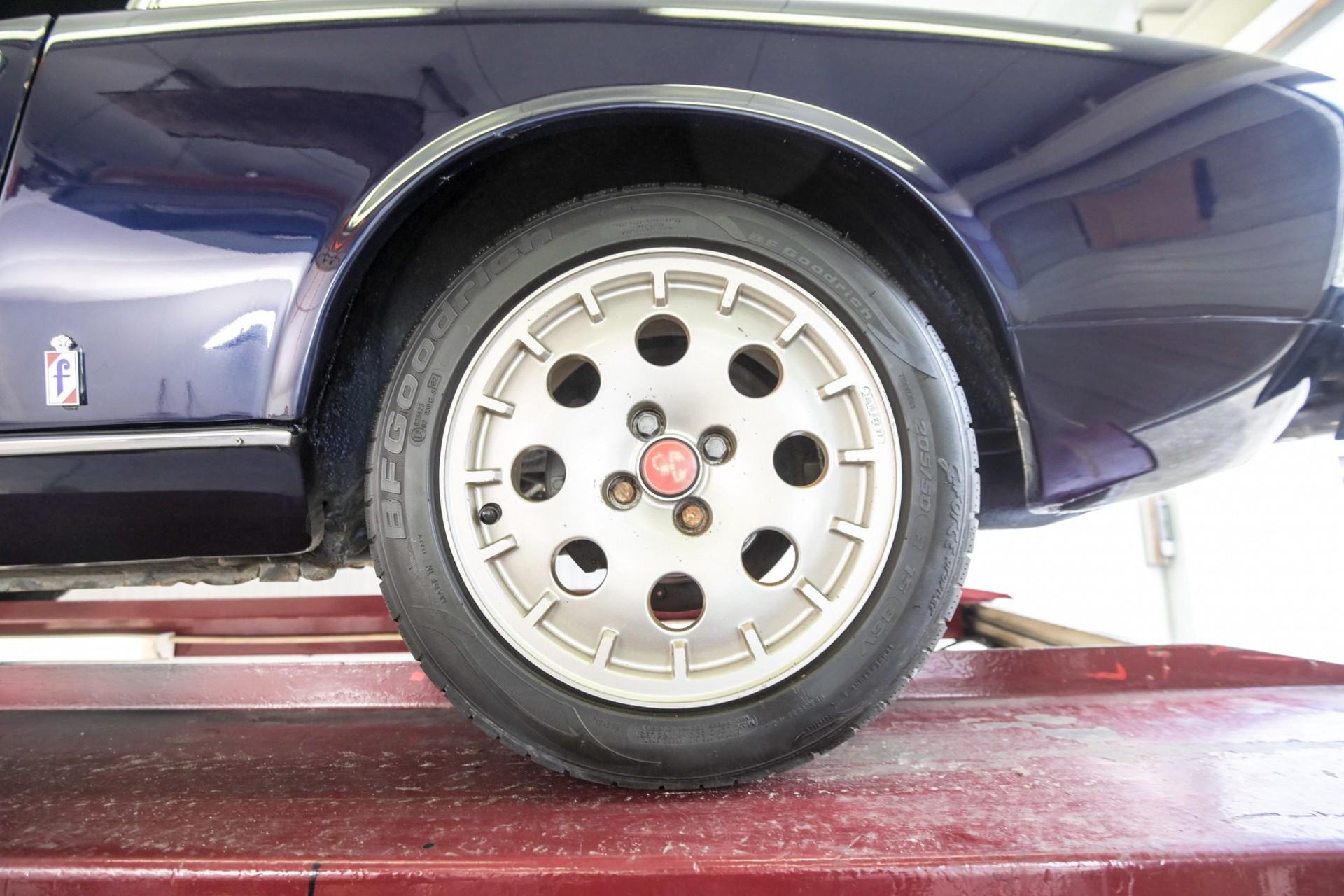 Fiat 124 Spider 2000 Foto 70