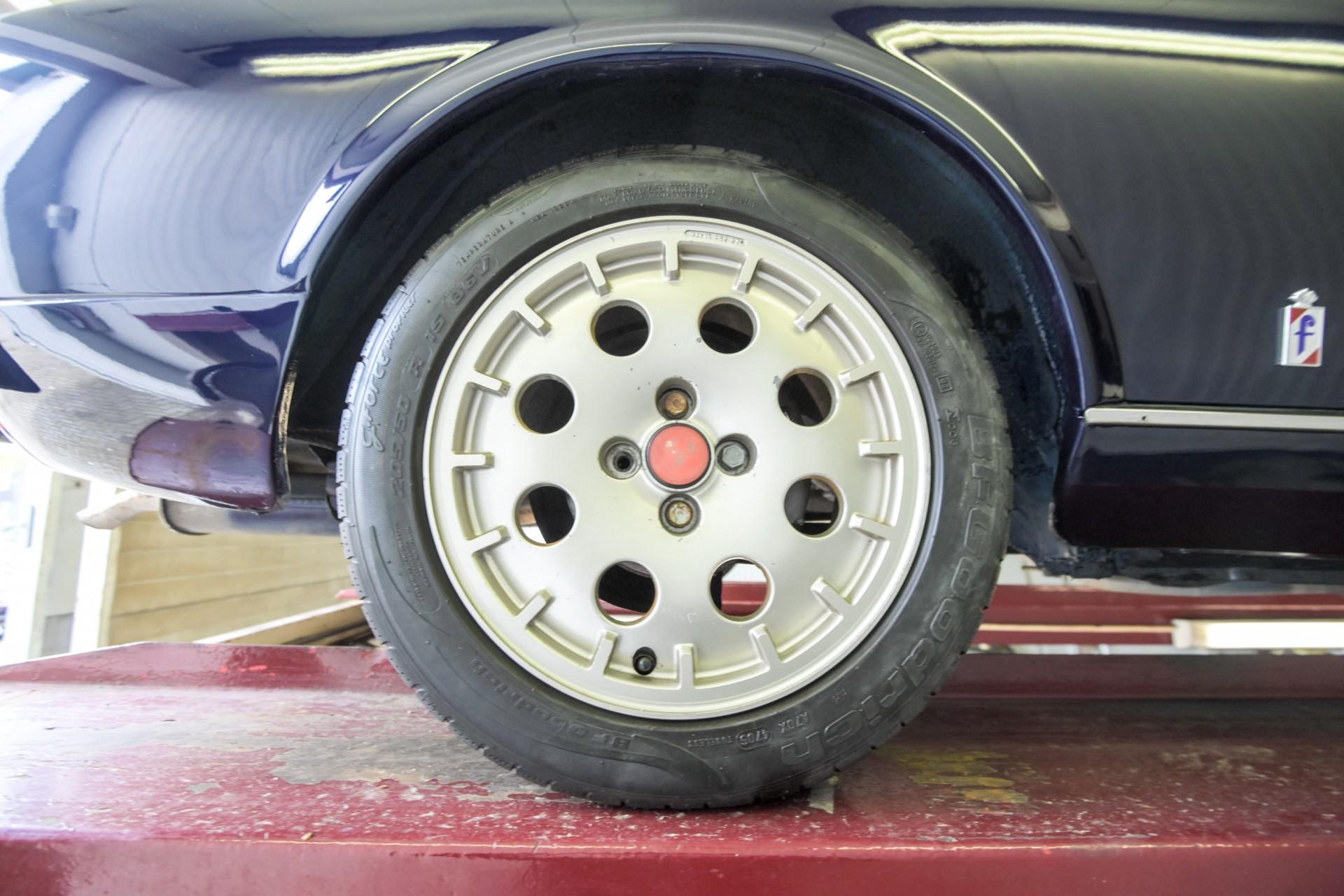 Fiat 124 Spider 2000 Foto 71