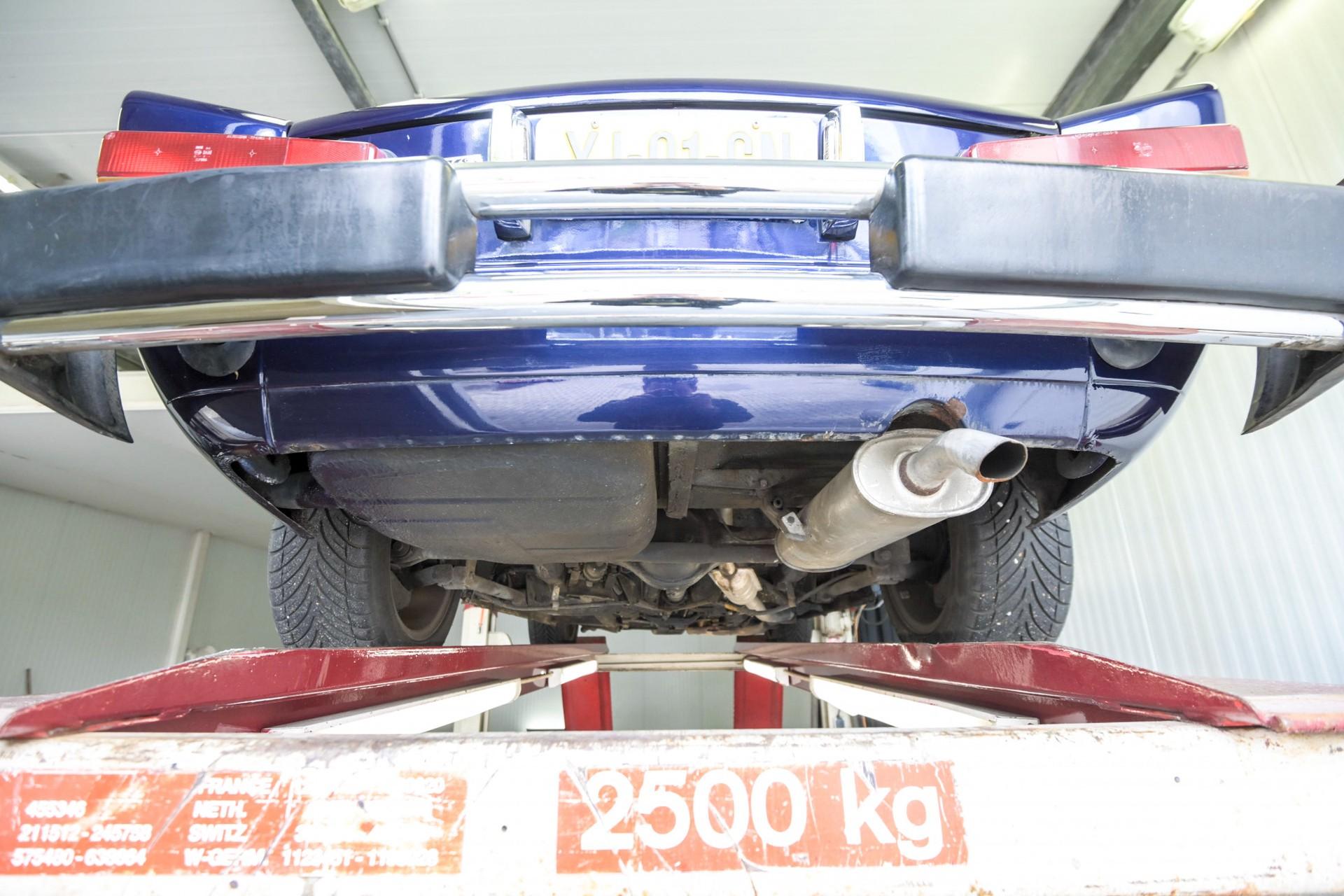 Fiat 124 Spider 2000 Foto 73