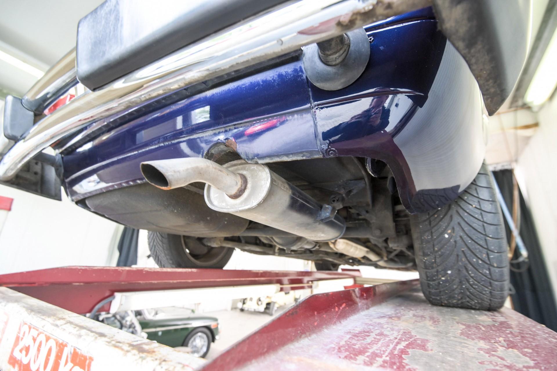 Fiat 124 Spider 2000 Foto 75