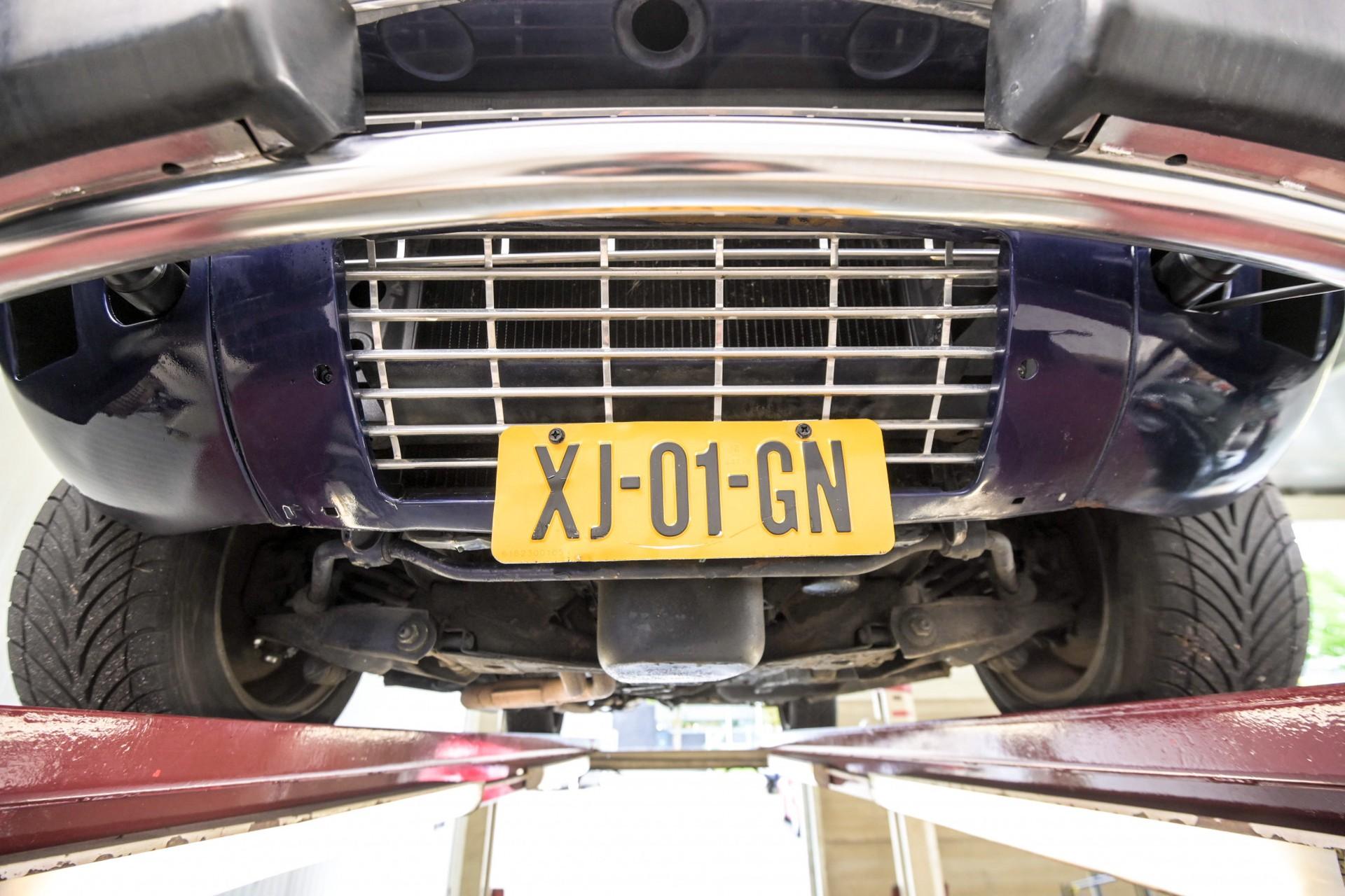 Fiat 124 Spider 2000 Foto 78