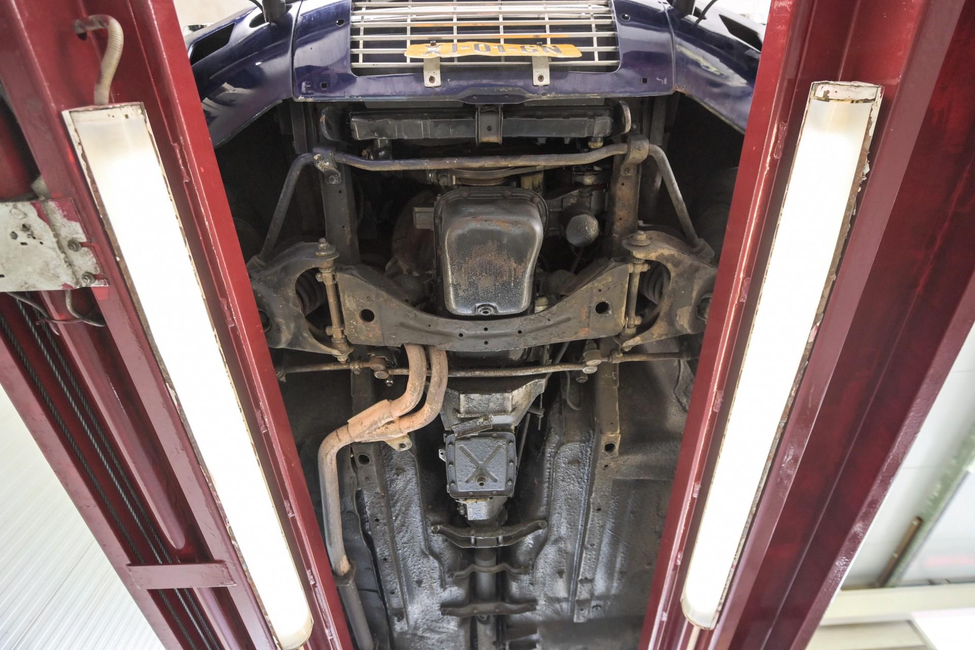 Fiat 124 Spider 2000 Foto 81