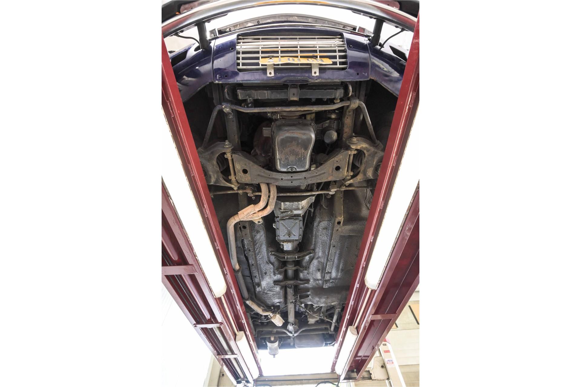 Fiat 124 Spider 2000 Foto 82