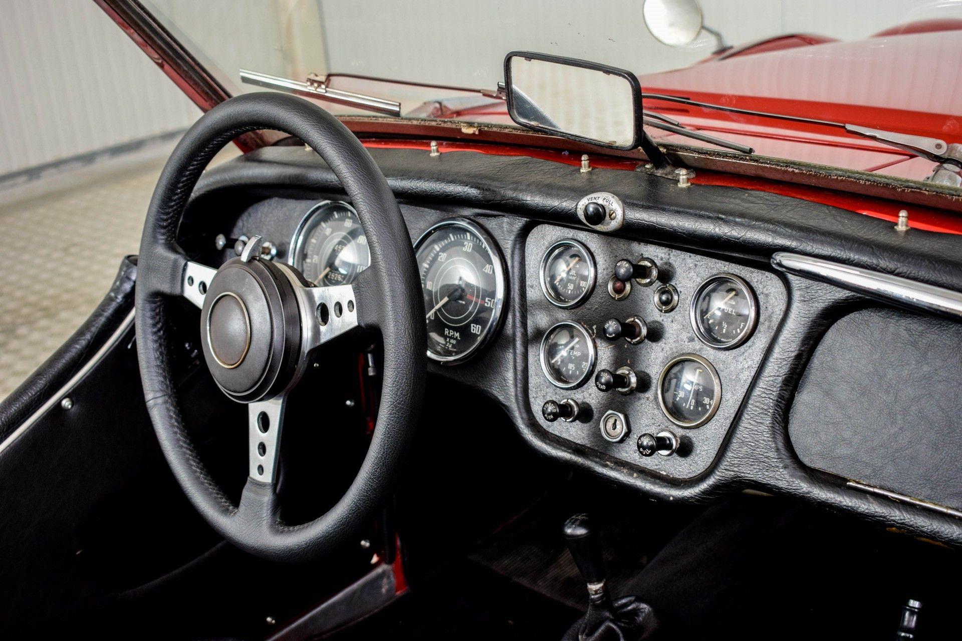 Triumph TR3 TR3A  Foto 13