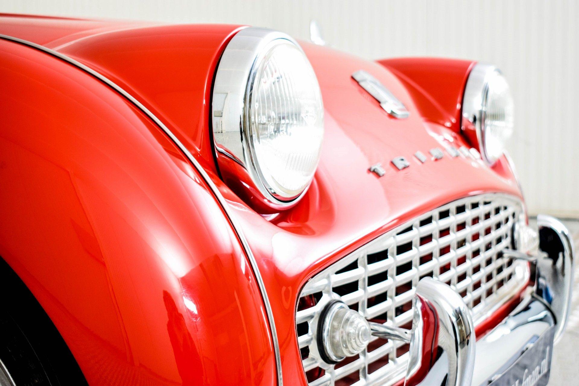 Triumph TR3 TR3A  Foto 16
