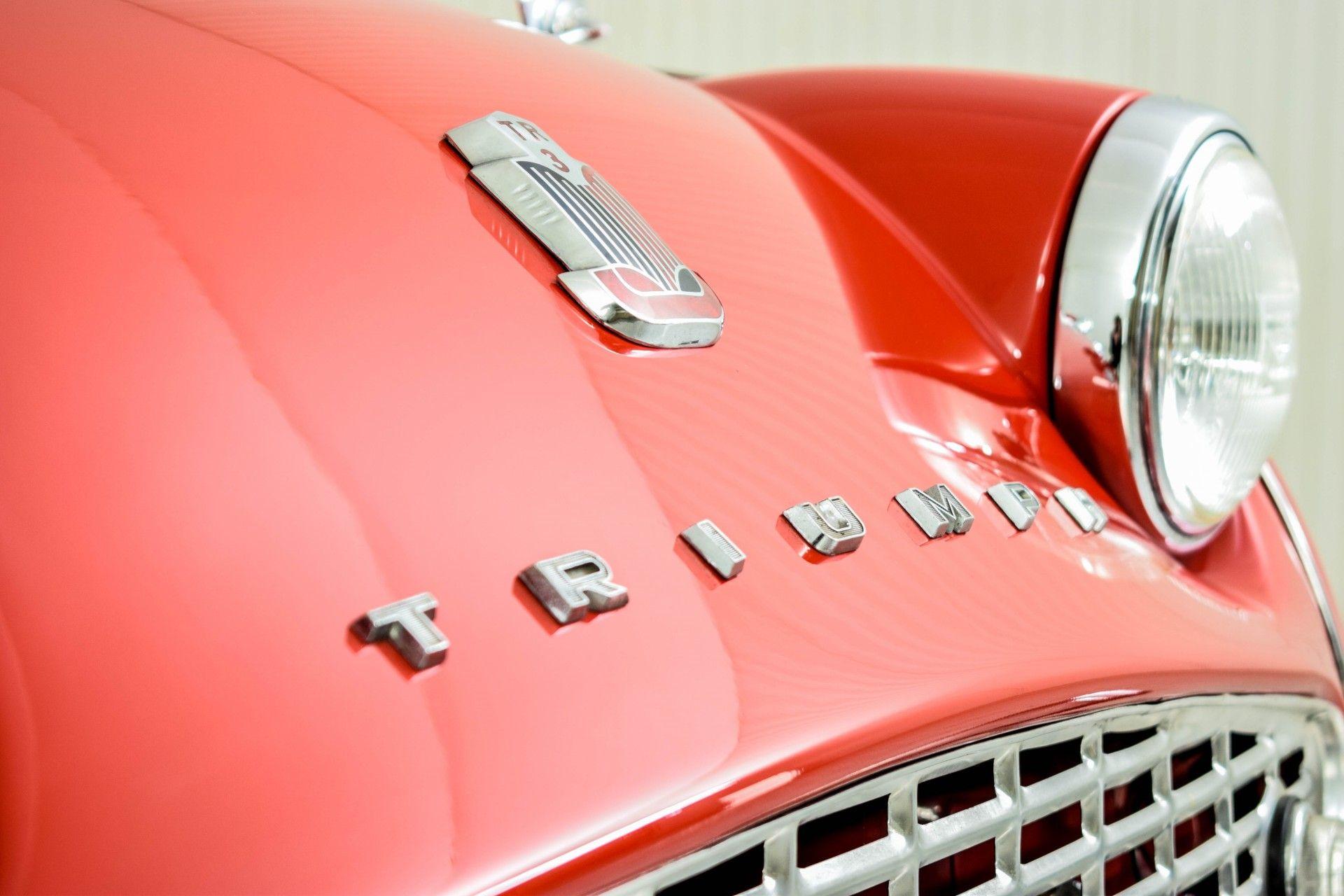 Triumph TR3 TR3A  Foto 18