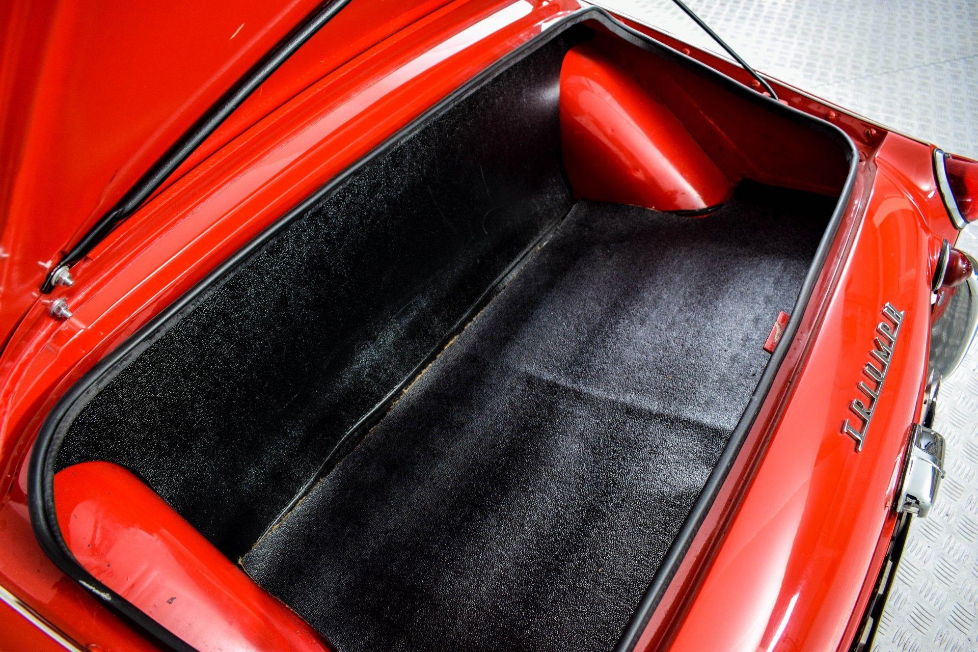 Triumph TR3 TR3A  Foto 23