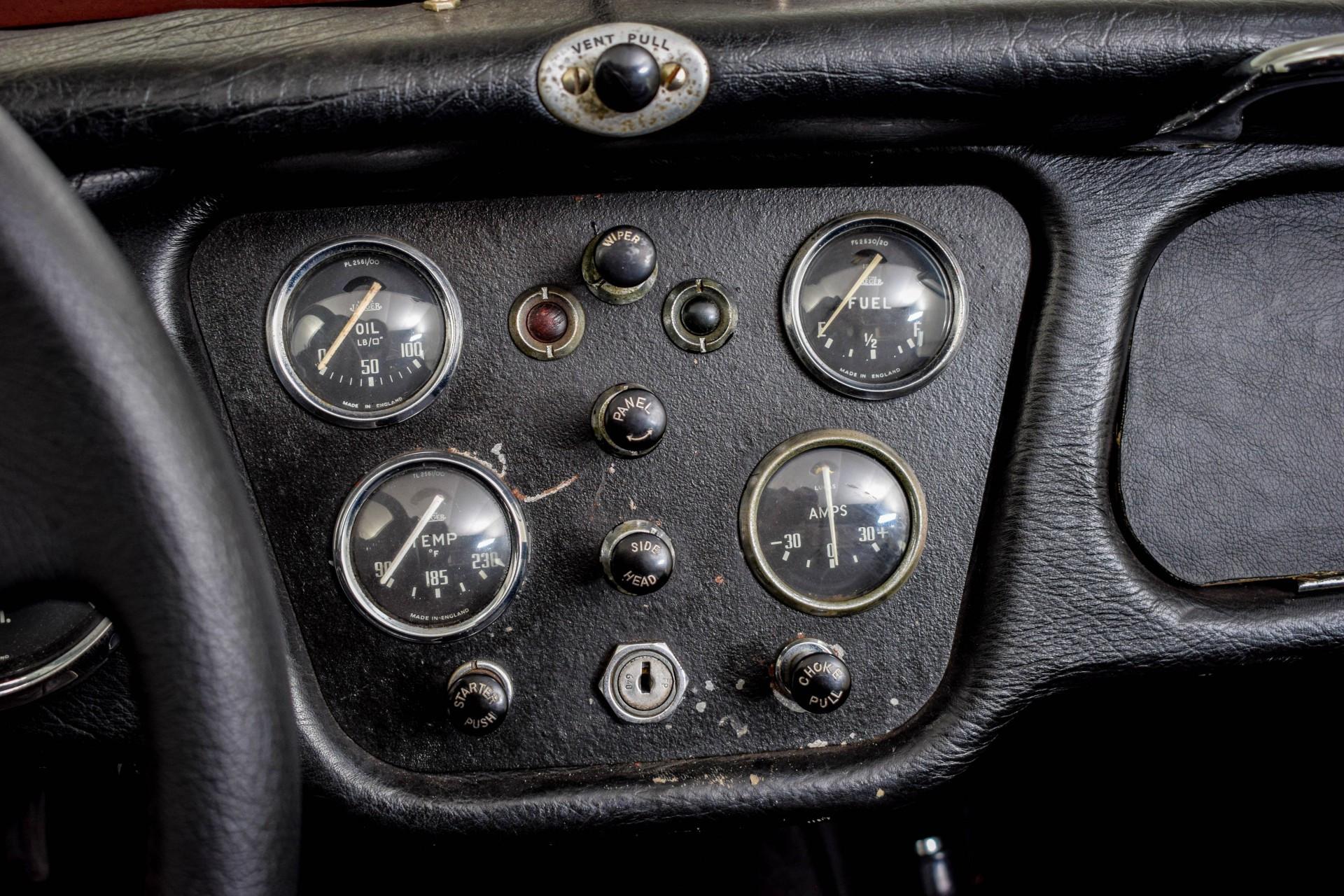 Triumph TR3 TR3A  Foto 32