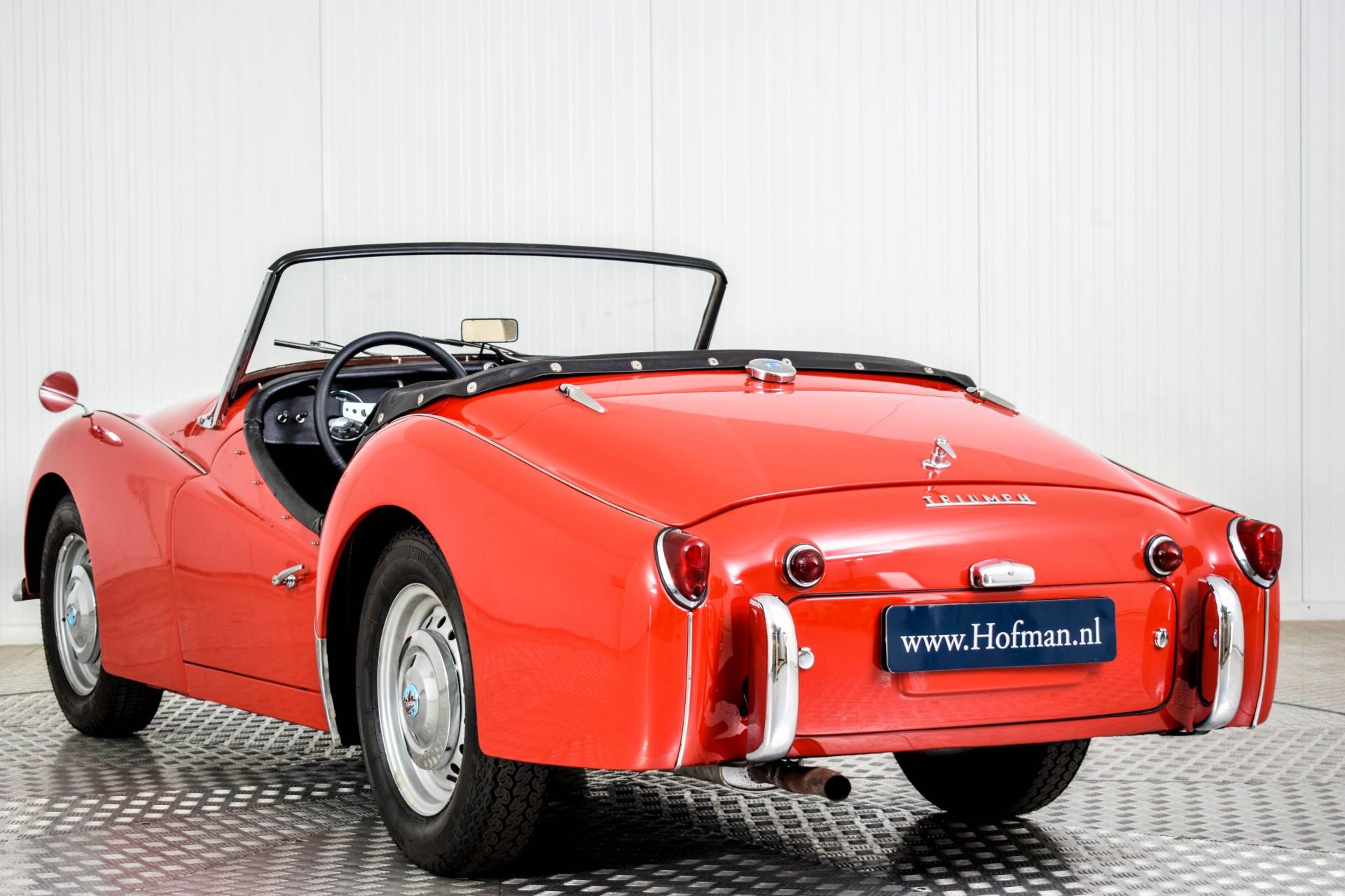 Triumph TR3 TR3A  Foto 34