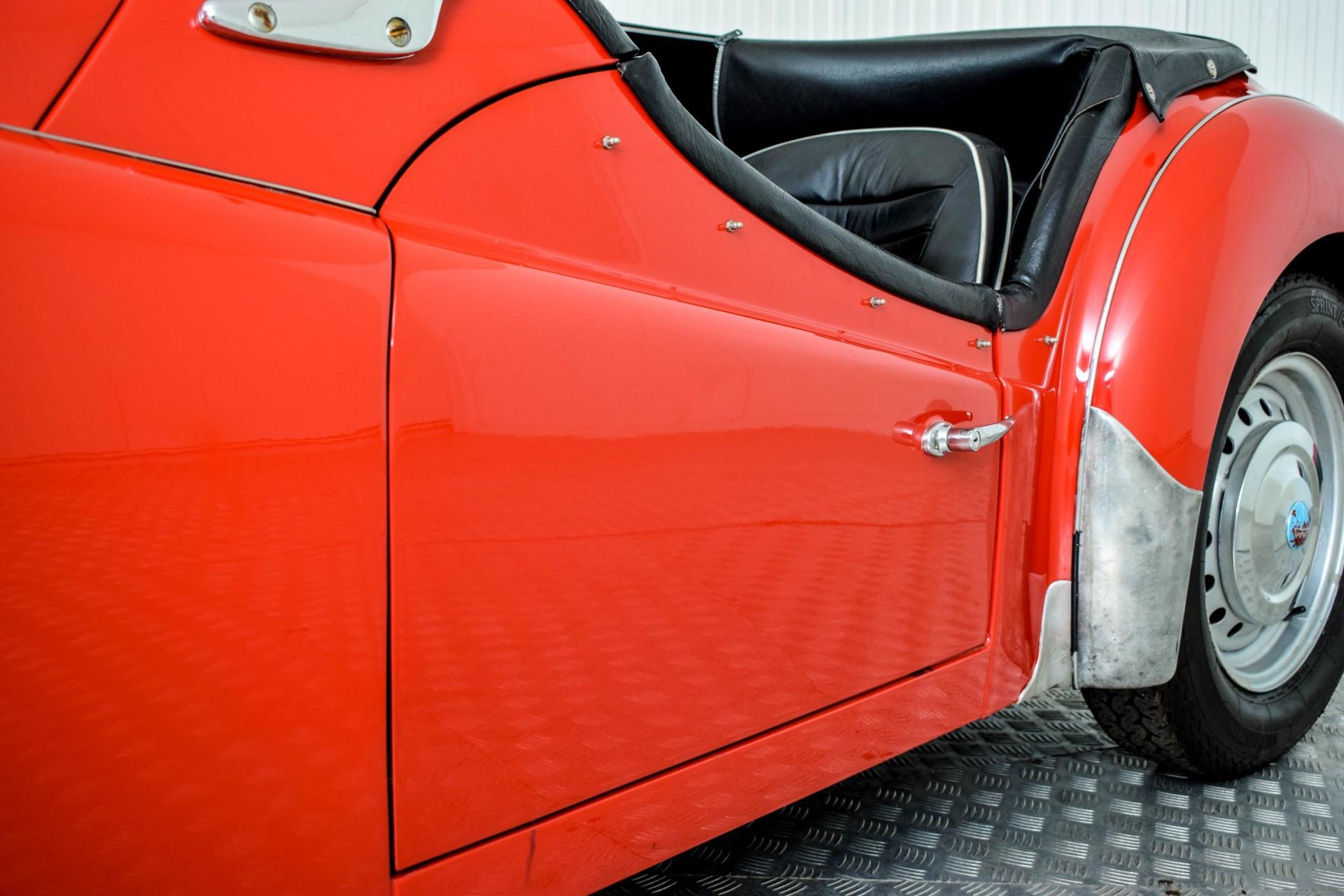 Triumph TR3 TR3A  Foto 41